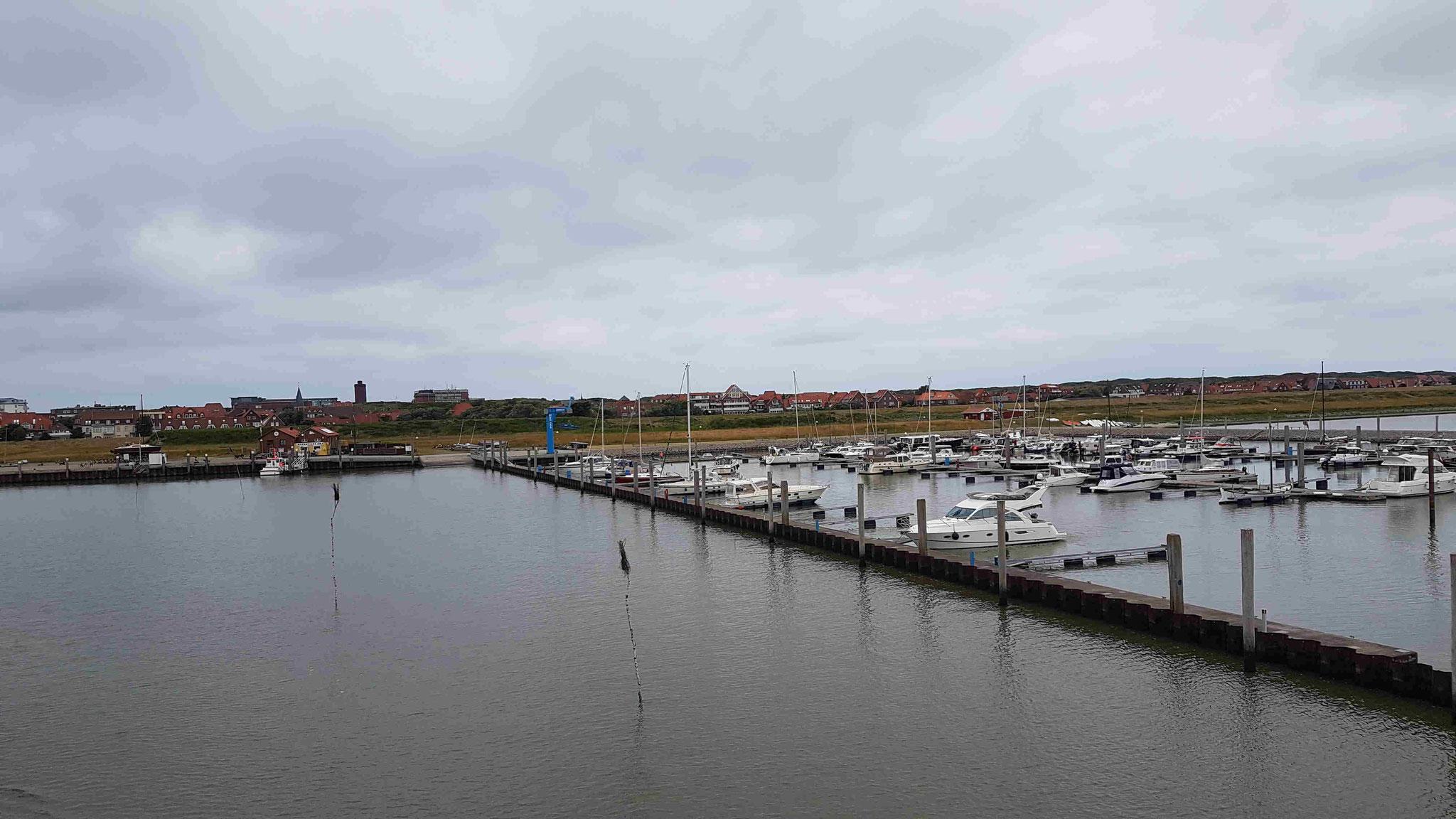 Juist Jachthafen