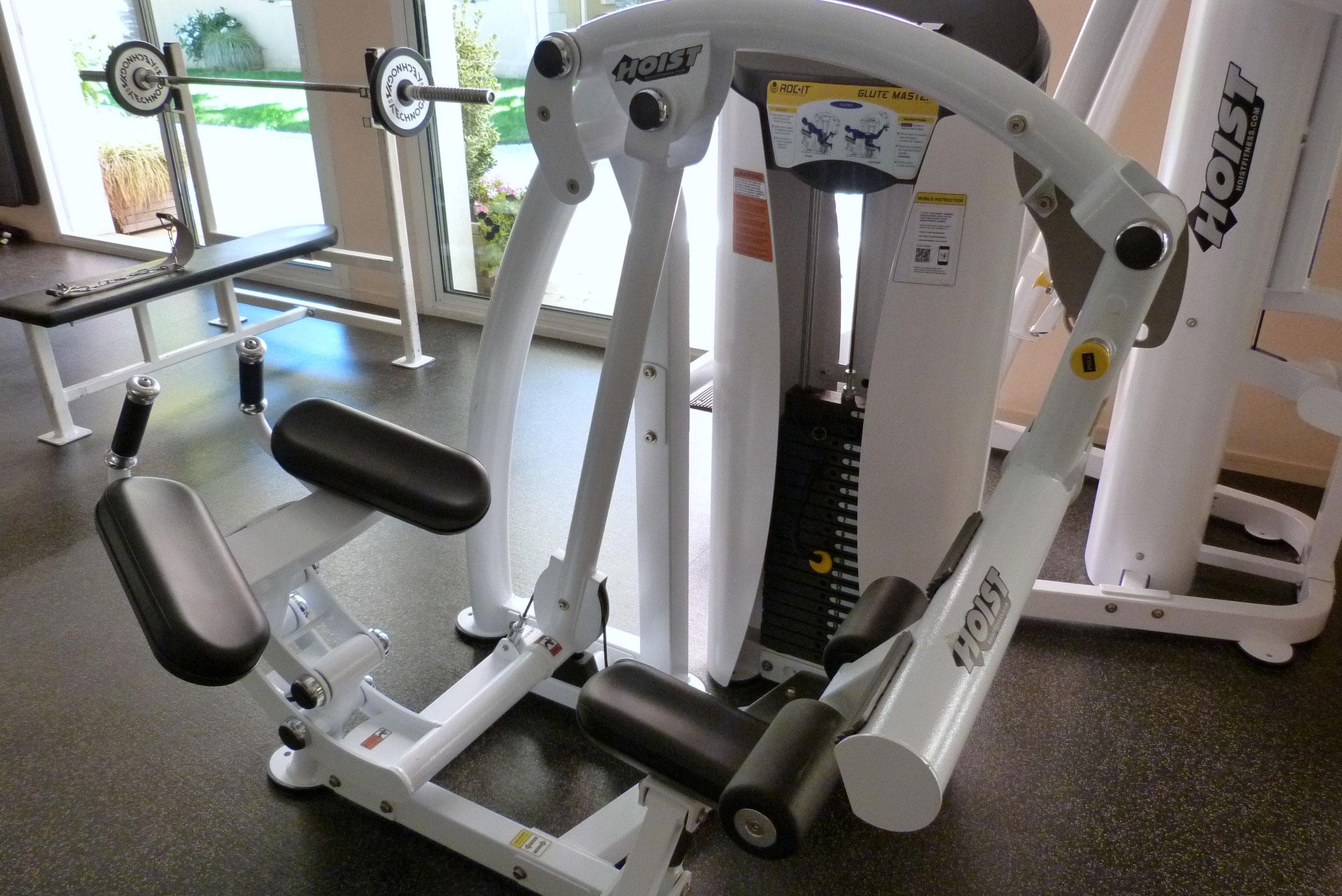 Centre Wellness Bergerac, des appareils à l'ergonomie parfaite