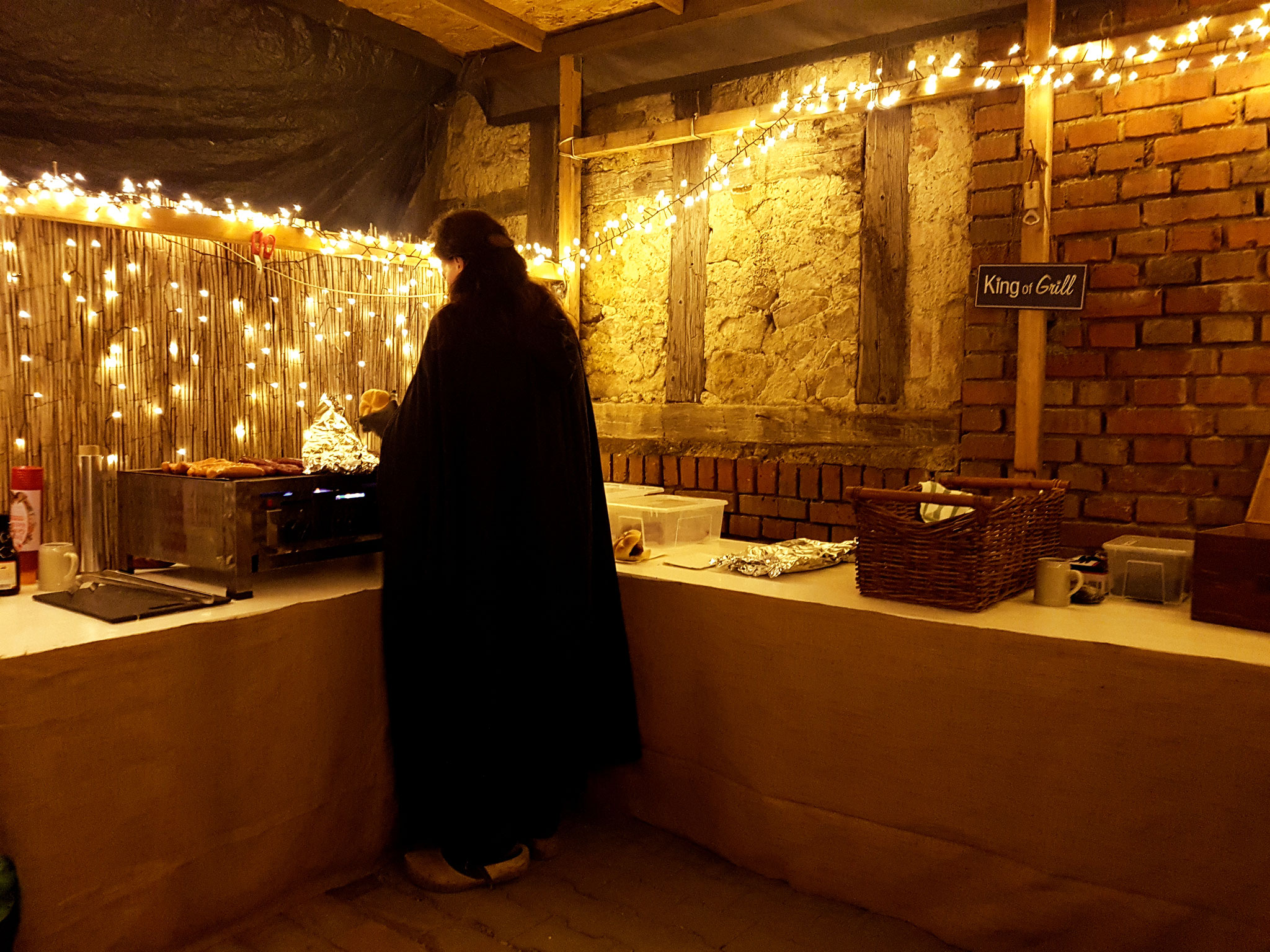 Weihnachtshof Abloom Event Schones Dekoratives Events