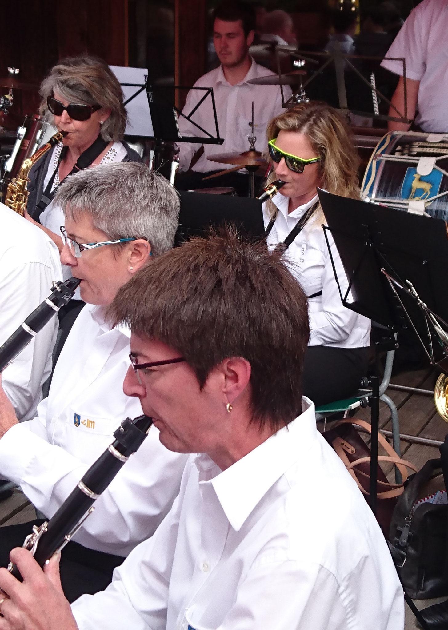 Klarinetten und Saxophone