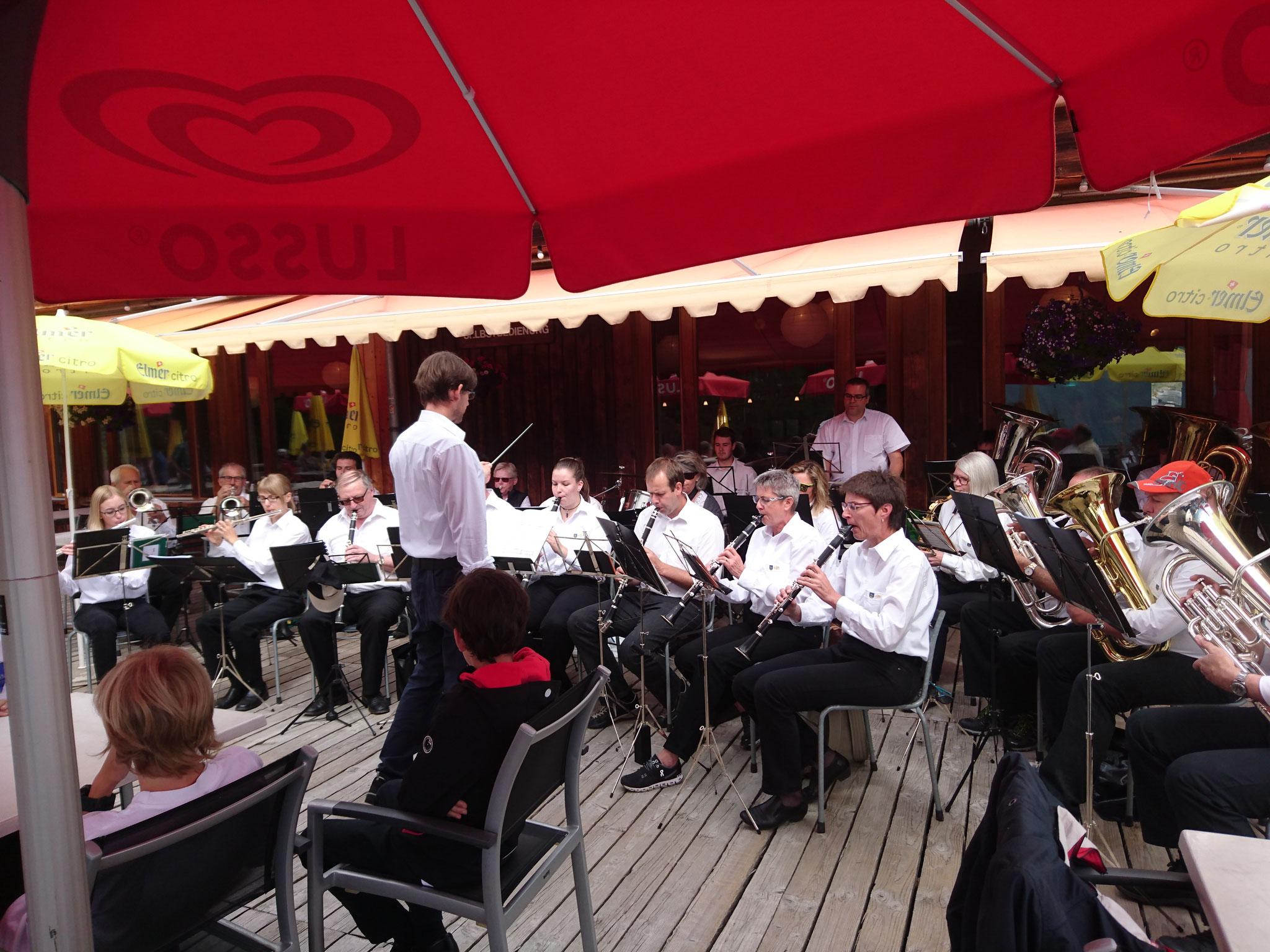 unser Start in einen wunderbaren musikalischen Sonntag...
