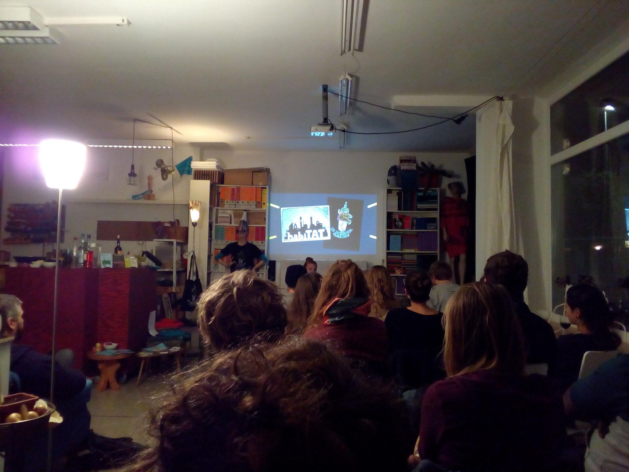 Vortrag Hauskollektiv: Die Brennnessel