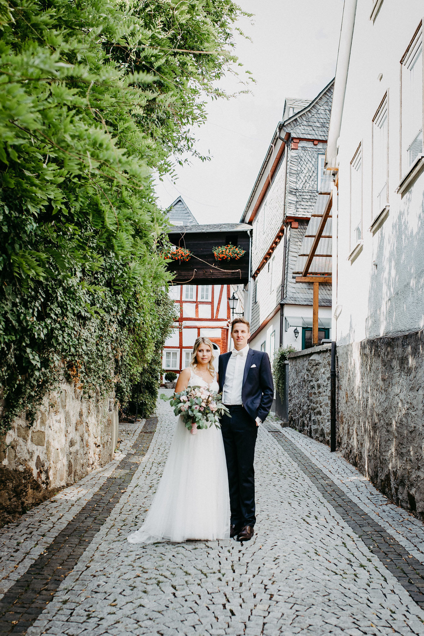 Altstadt Herborn Hochzeit