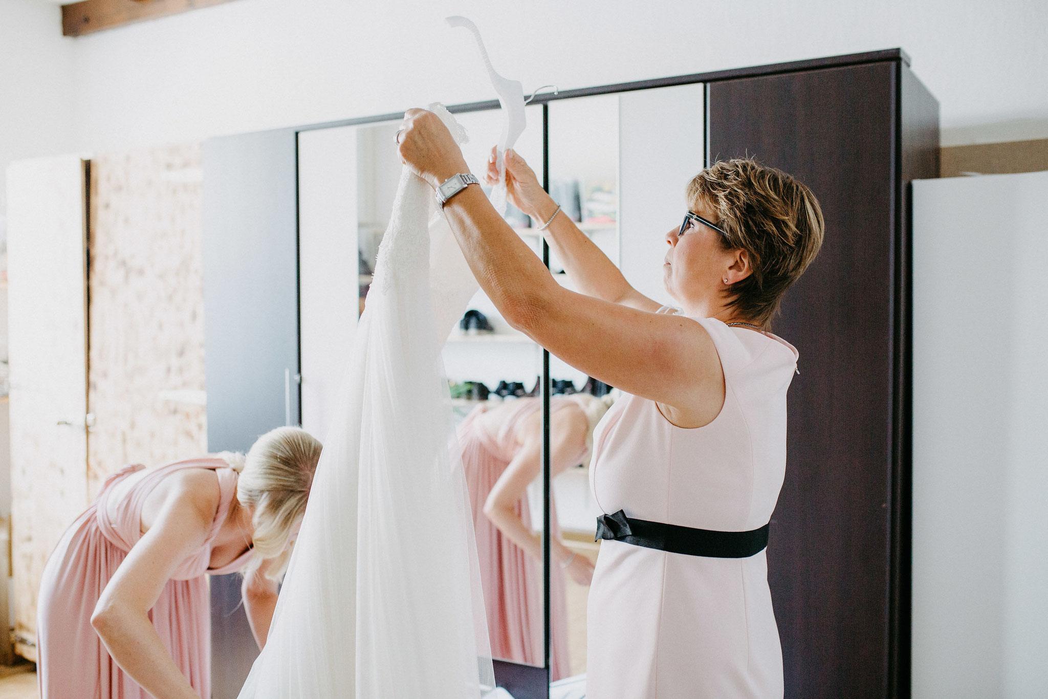 Hochzeitskleid Herborn