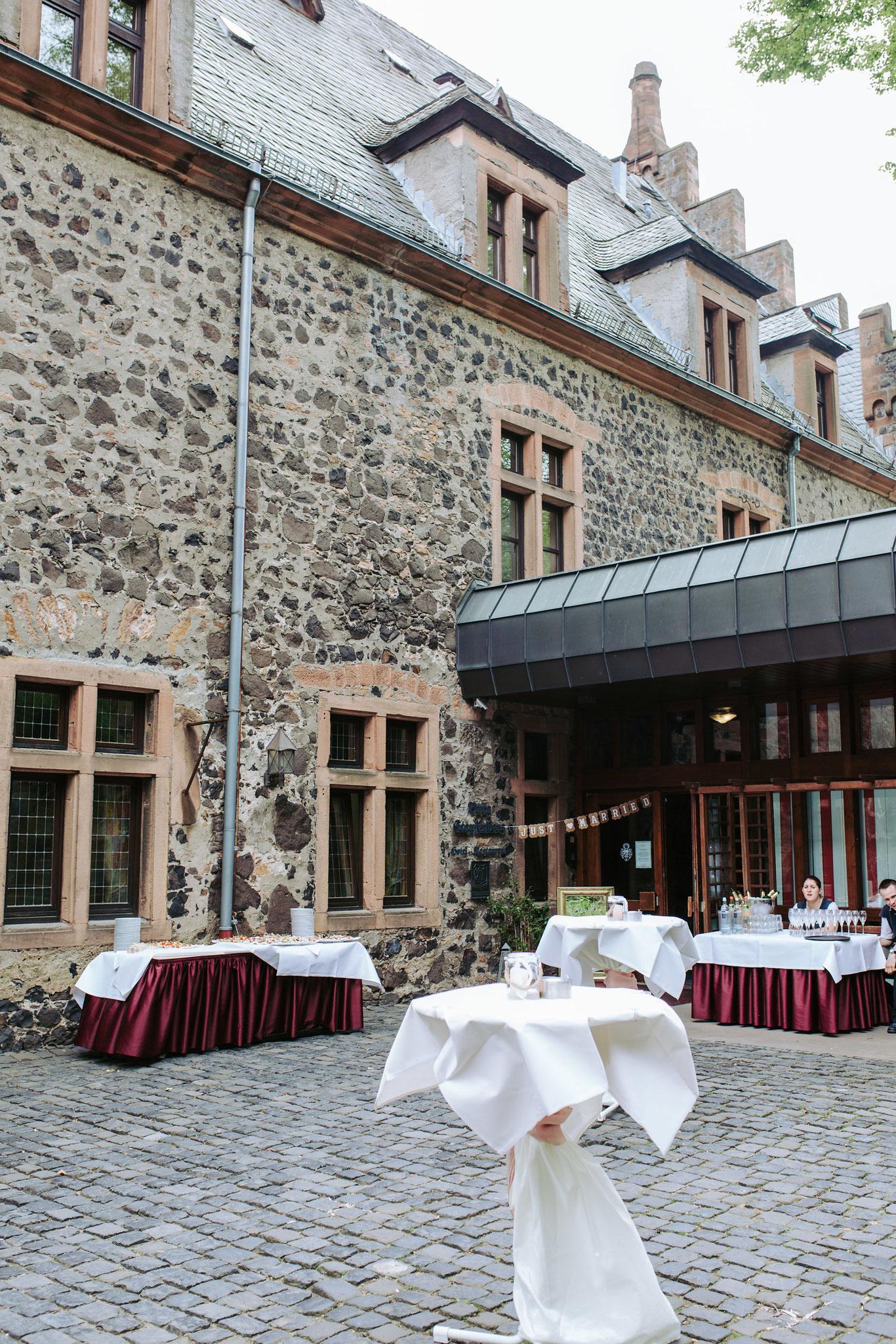 Hochzeit Burg Staufenberg