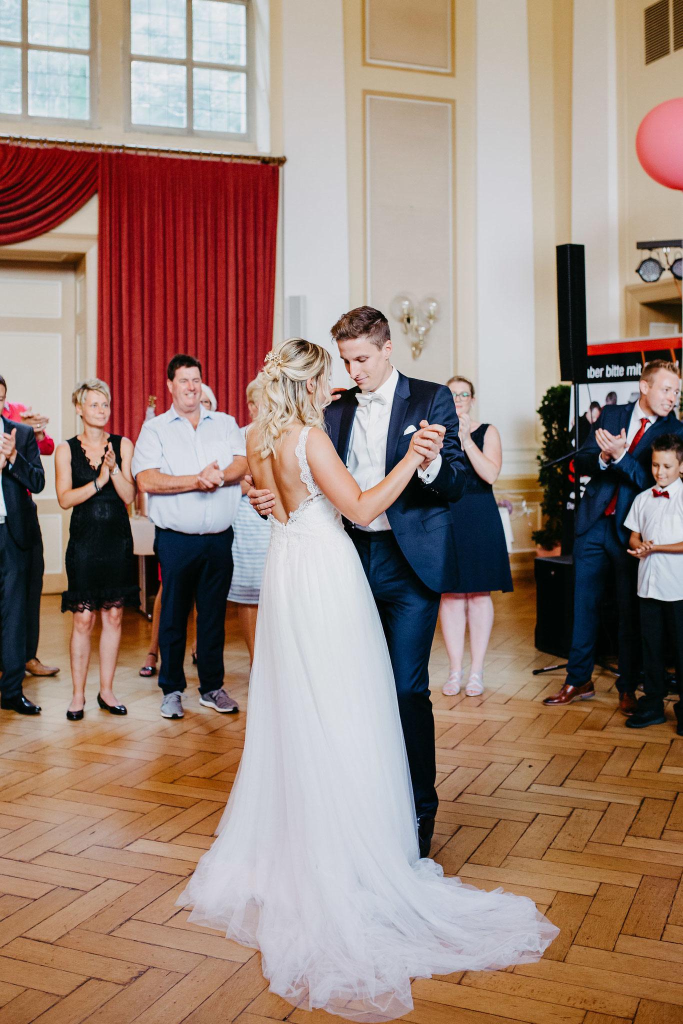 Hochzeitstanz Herborn Vitos Festsaal