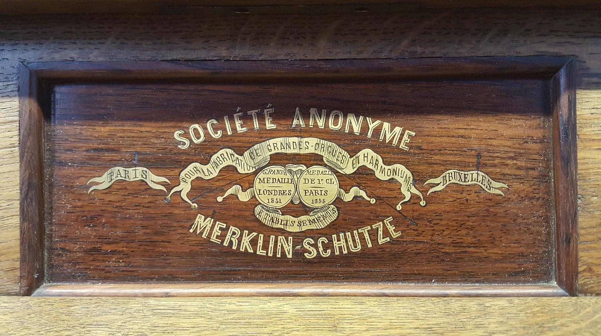 Manufacture Merklin-Schütze