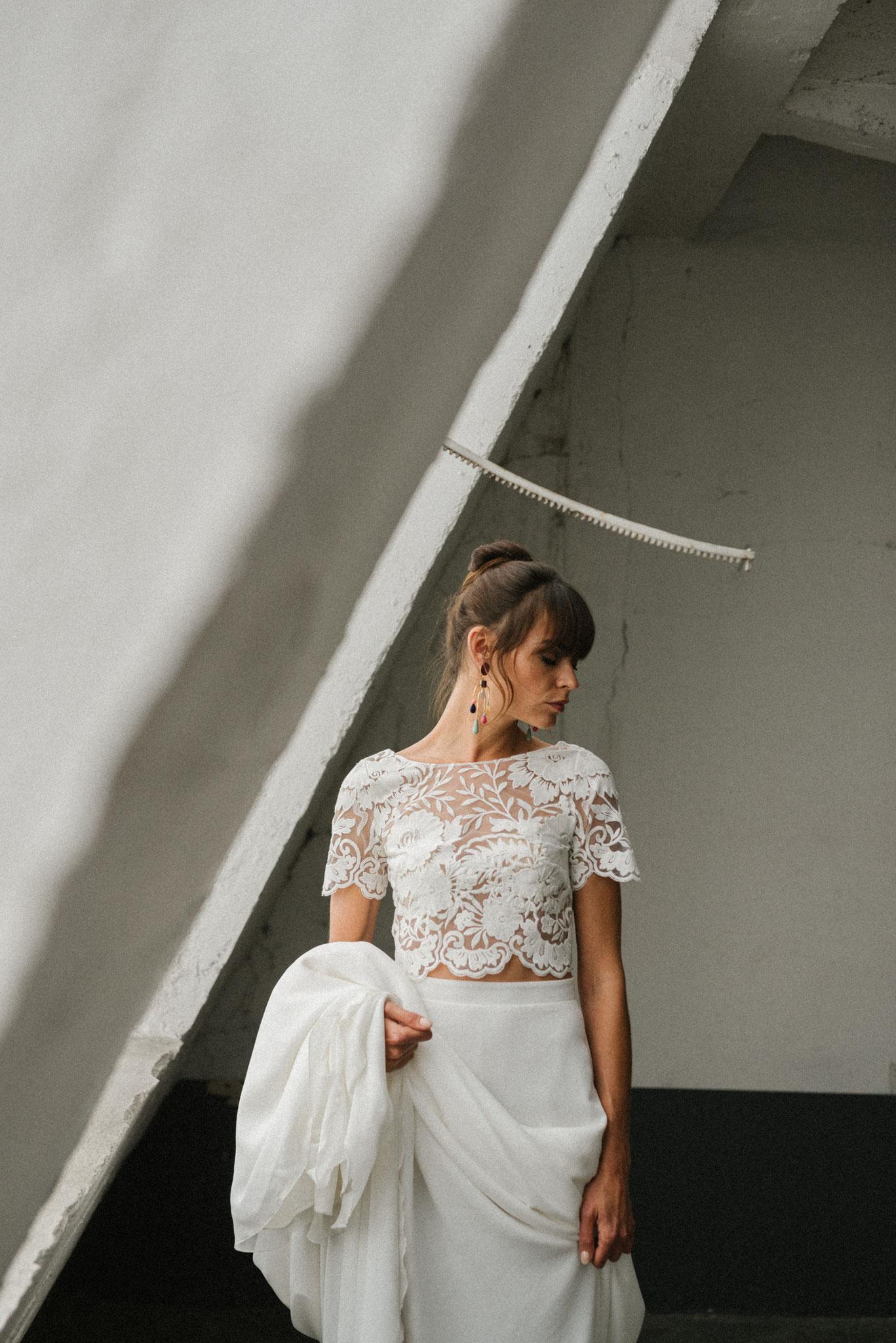 Mademoiselle De Guise - Modèle : Pablo & Yvonne - Crédit : @chloelapeyssonnie