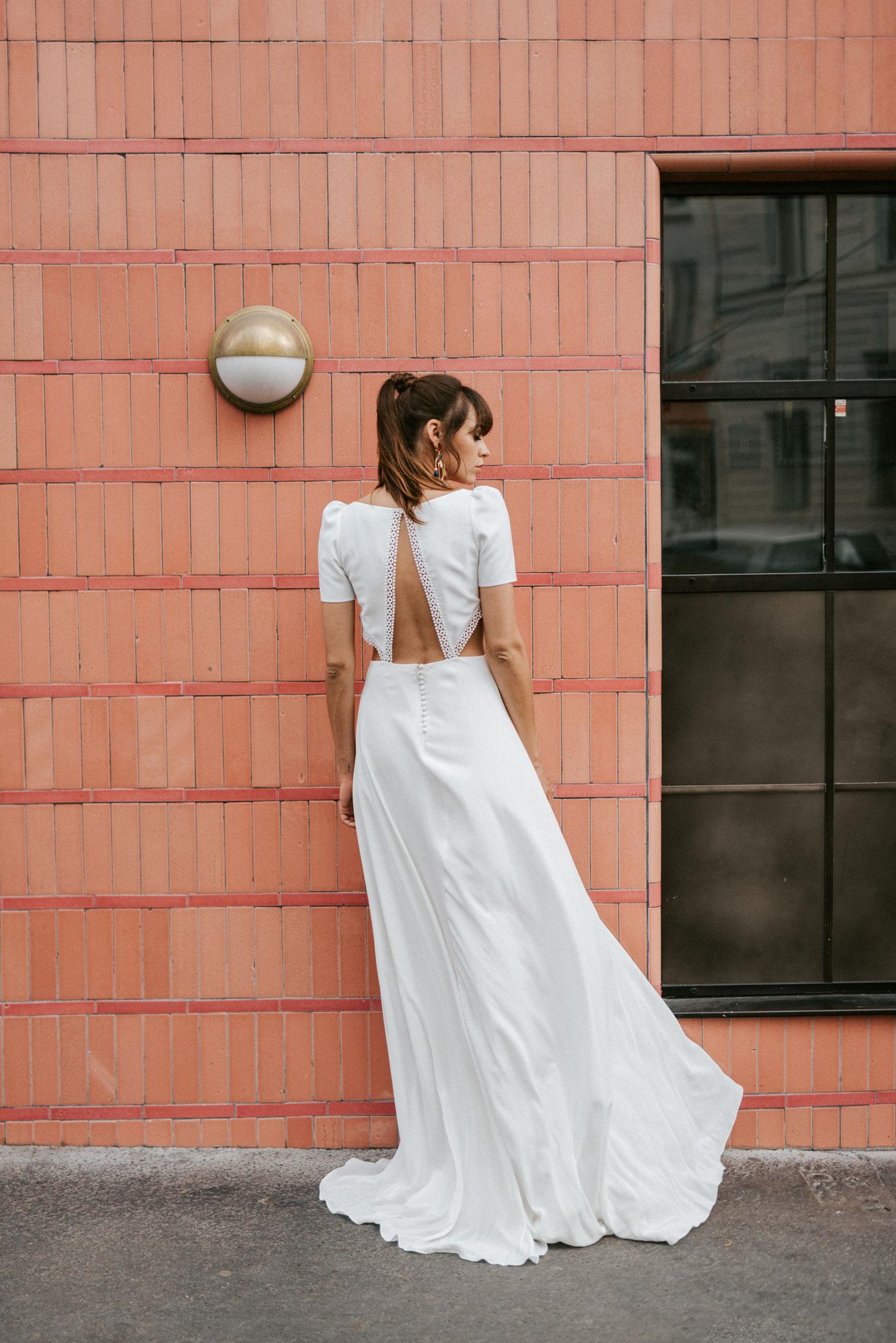 Mademoiselle De Guise - Modèle : Blanche - Crédit : @chloelapeyssonnie
