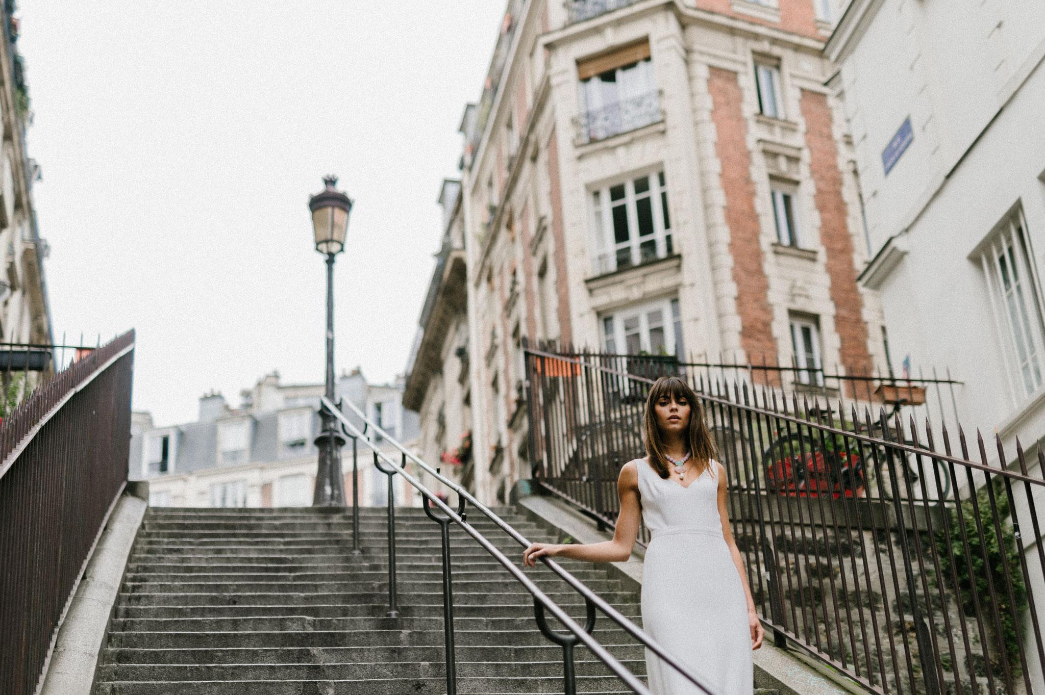 Mademoiselle De Guise - Modèle : Francoeur - Crédit : @chloelapeyssonnie