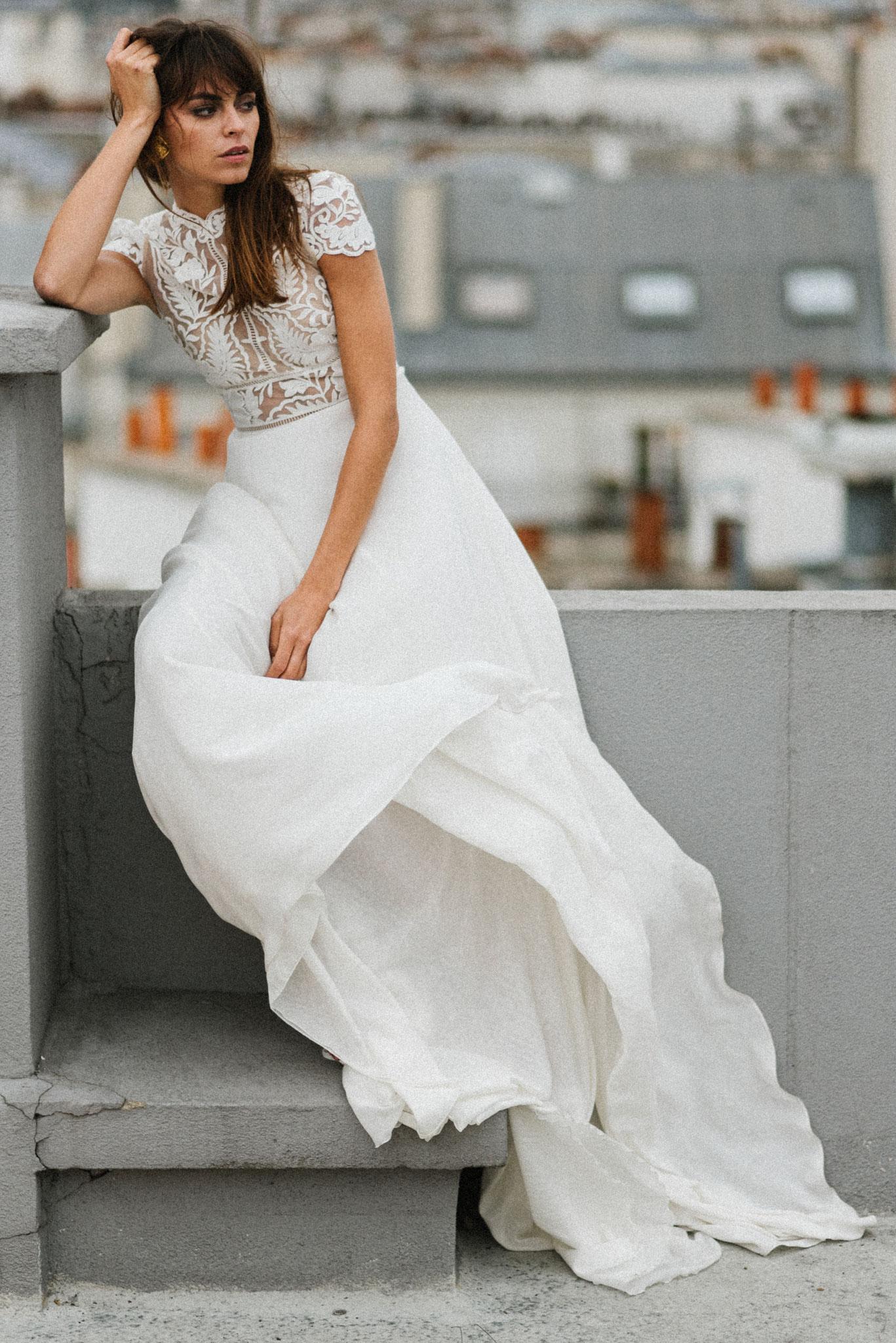 Mademoiselle De Guise - Modèle : Berthe - Crédit : @chloelapeyssonnie