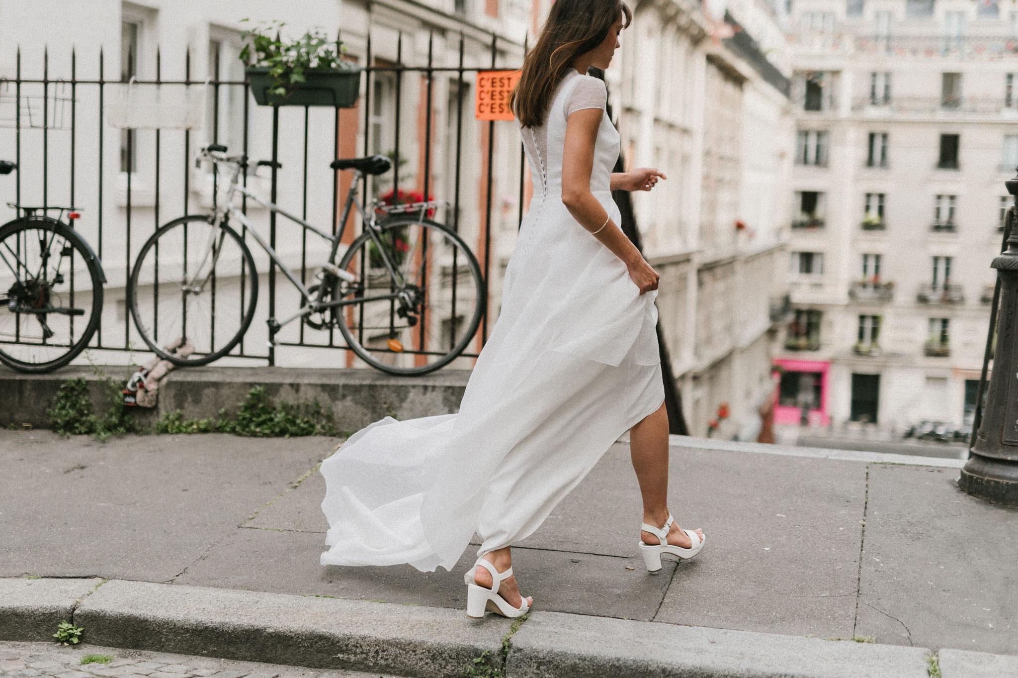 Mademoiselle De Guise - Modèle : Francoeur & Francis - Crédit : @chloelapeyssonnie