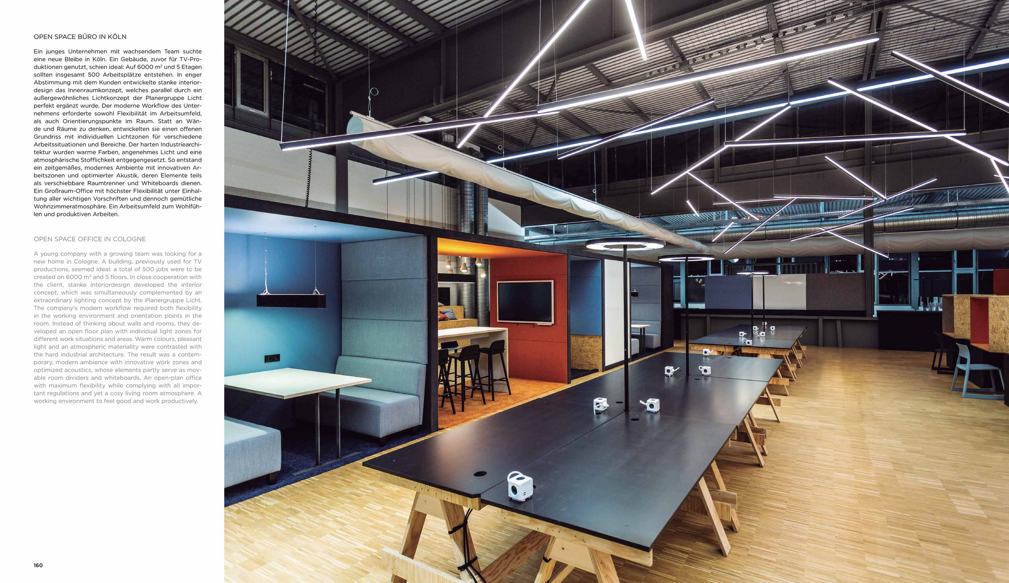 High On Office Design Buch Stanke Interiordesign