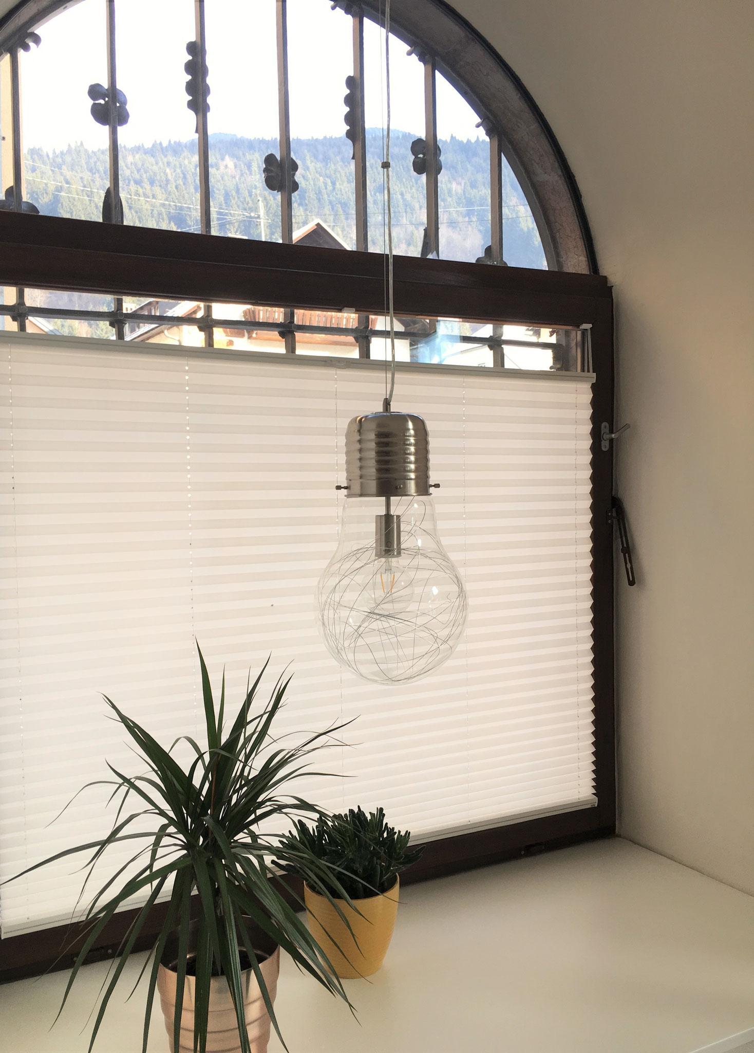 Sichtschutz für Schaufesnter und Fenster