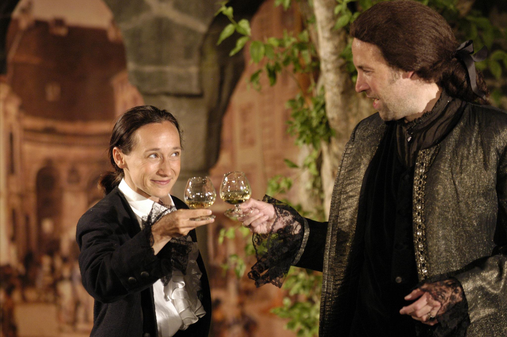 Amadeus, 2006, Kreuzgangspiele, Fotos: Karl Forster
