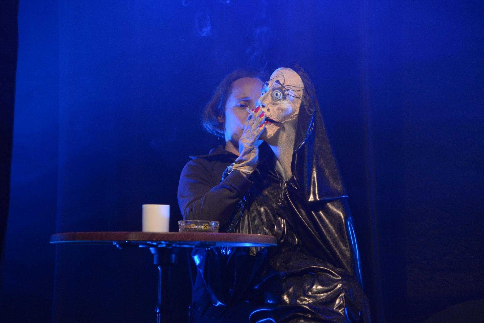 Die Frau Tod, WELT-PUPPEN-THEATER, 2014, Schubert Theater, Wien