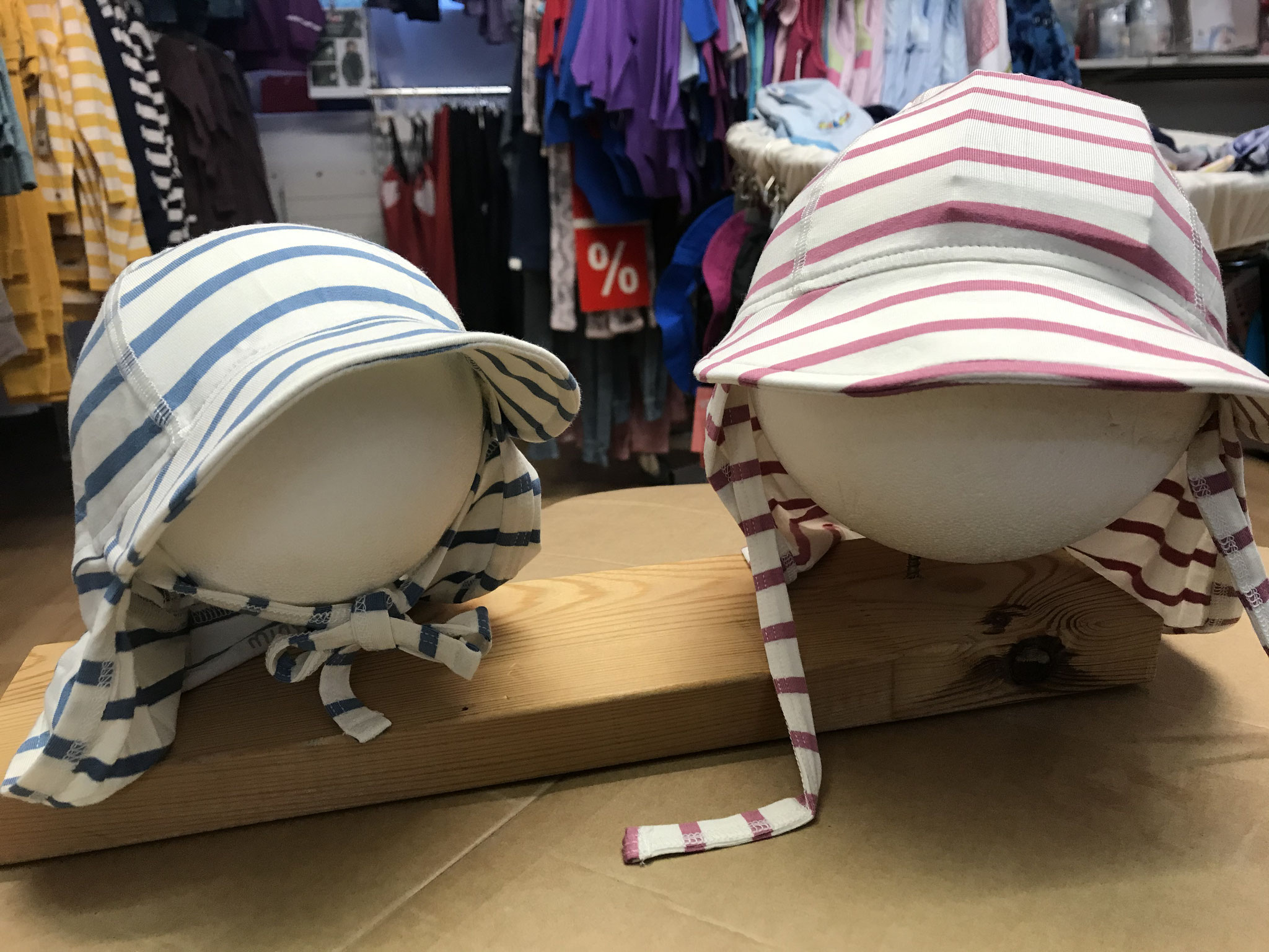Sommerhüte von Mynimo aus Bambusviskose