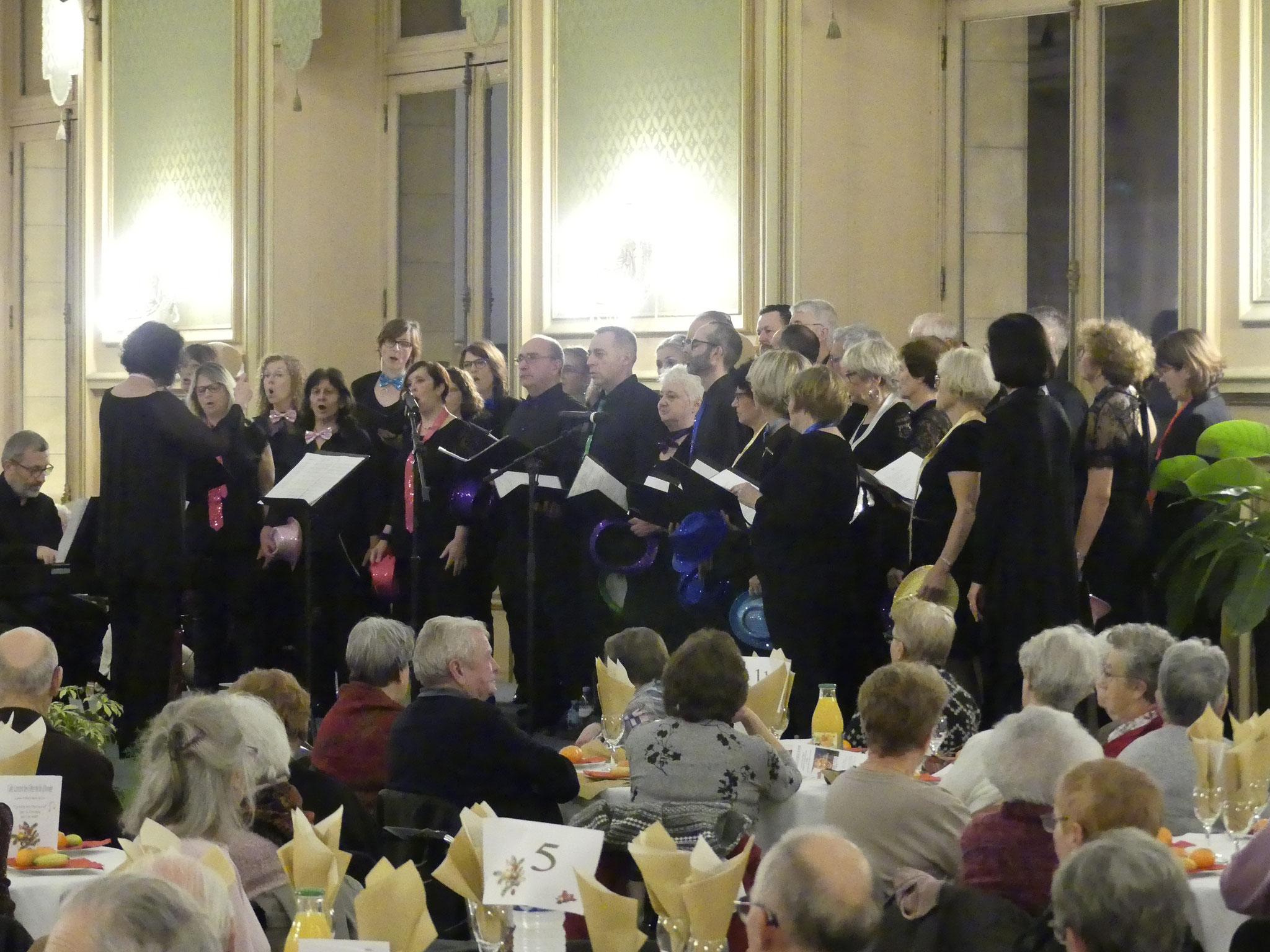 Apéro concert mairie de Tours