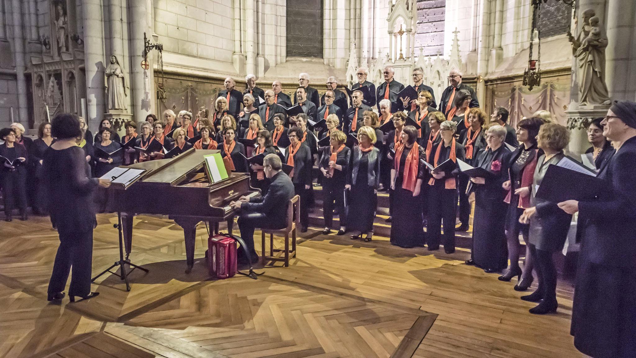 Concert à l'église de Marmoutier le 19 octobre