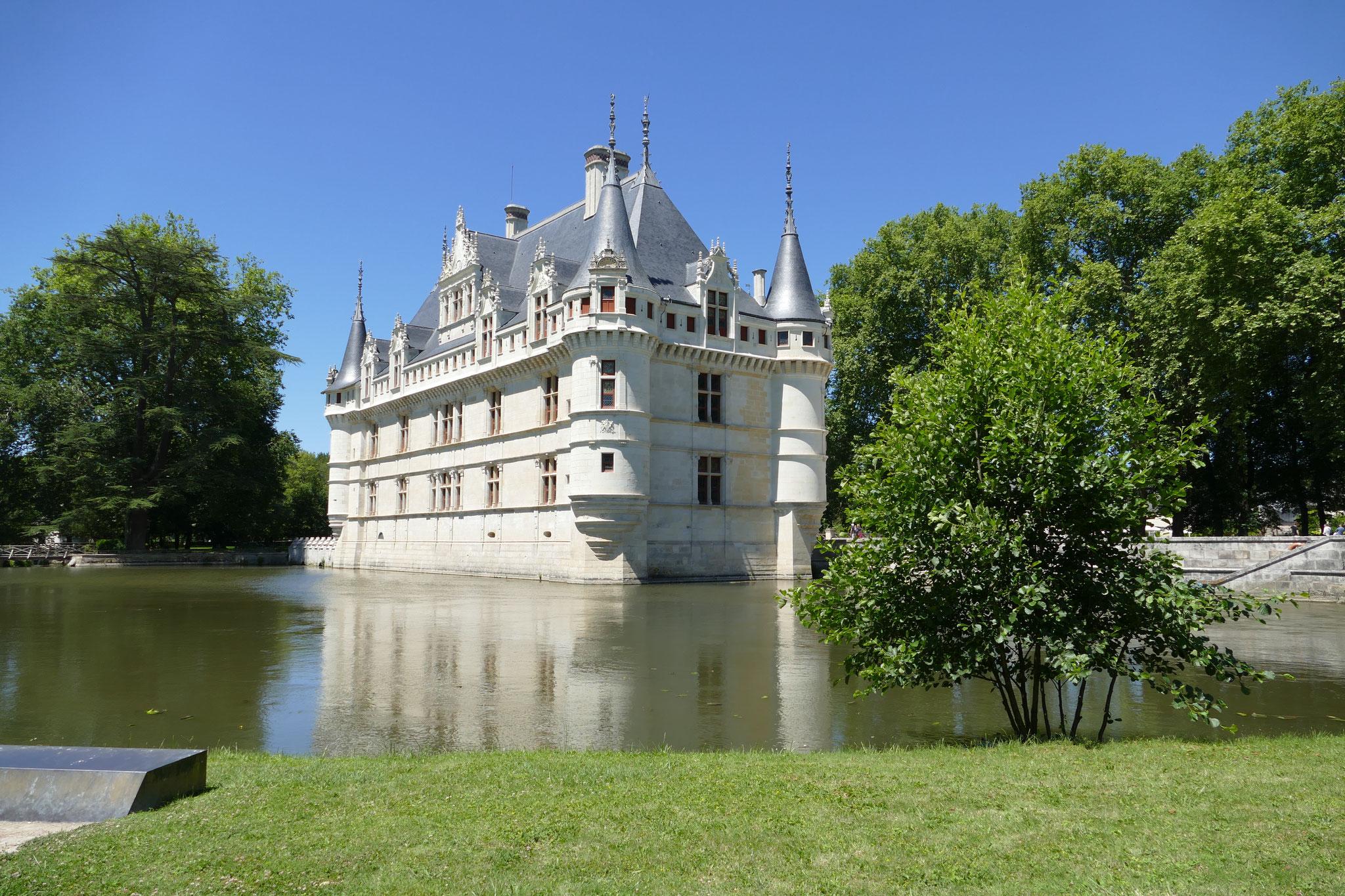 Château d'Azay-le -Rideau