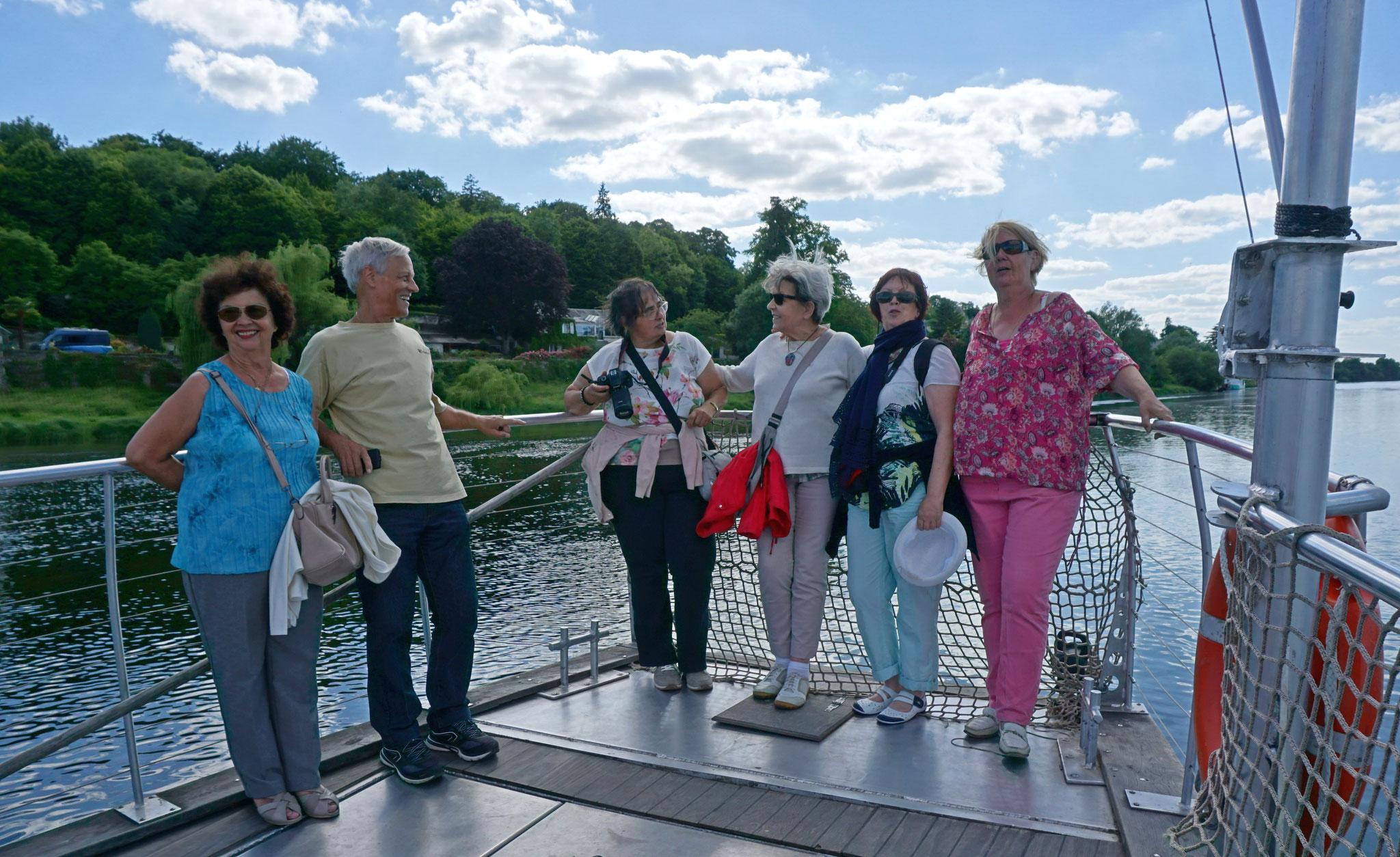 Ballade sur la Loire et la Vienne