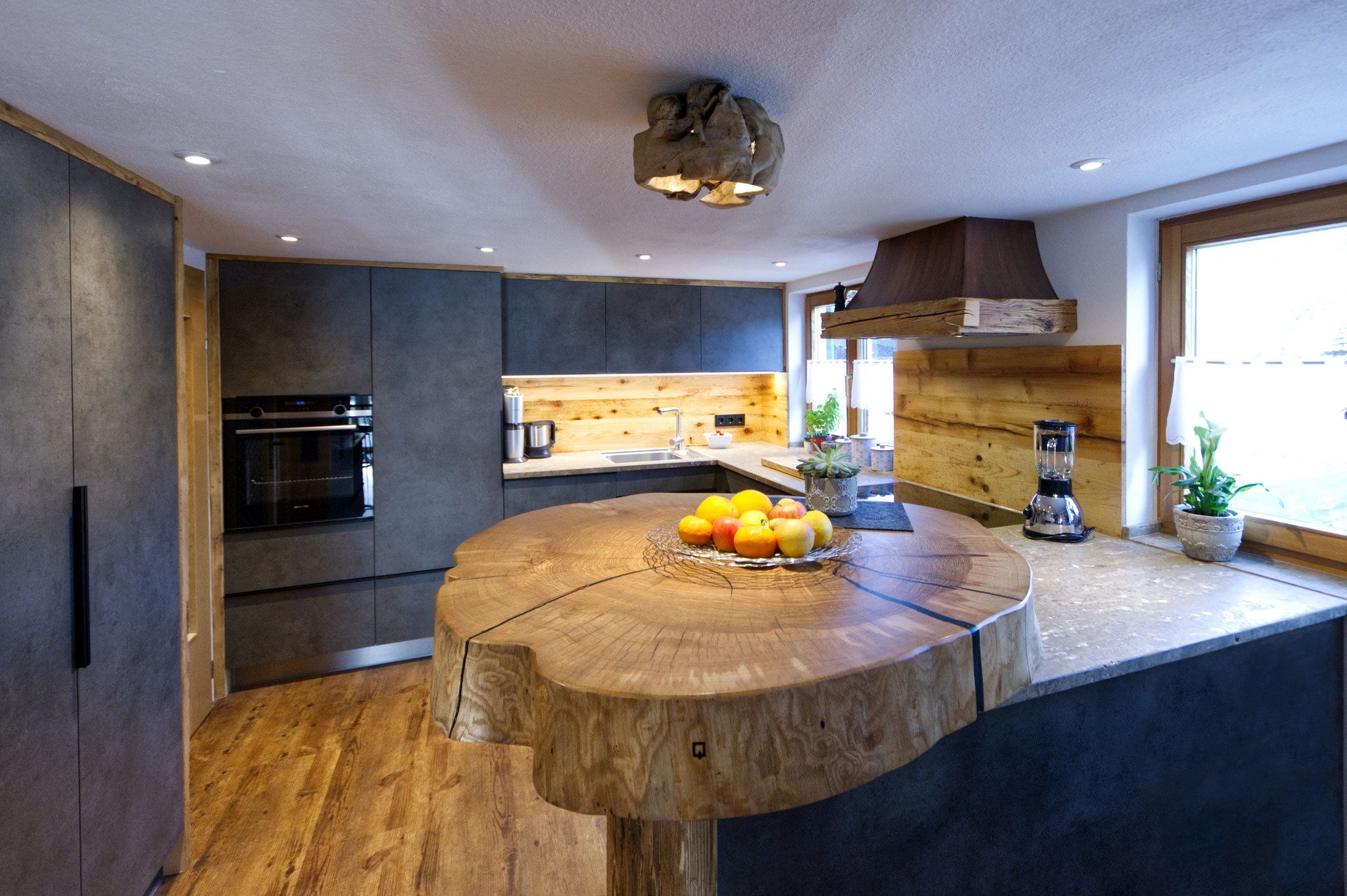 Planung und Ausführung mit der Firma Holzquadrat