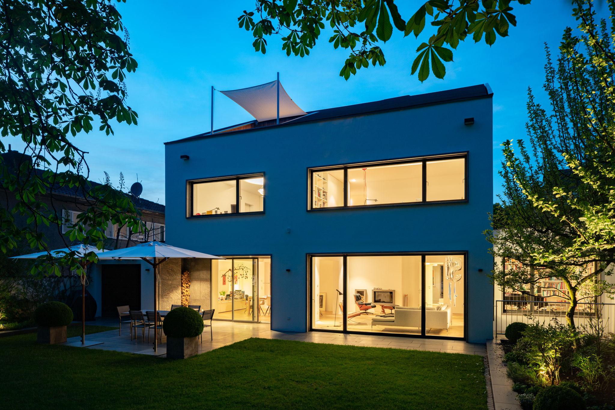 Einfamilienhaus / Architekt Daniel Uhlig