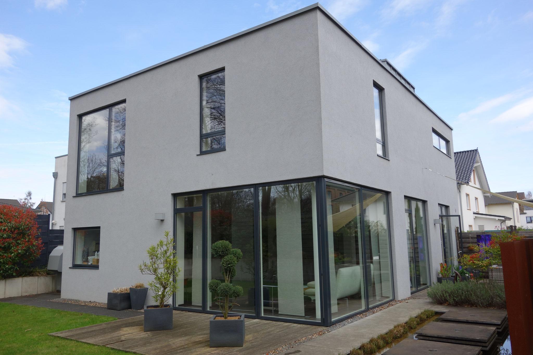 Einfamilienhaus / BIS Architekten