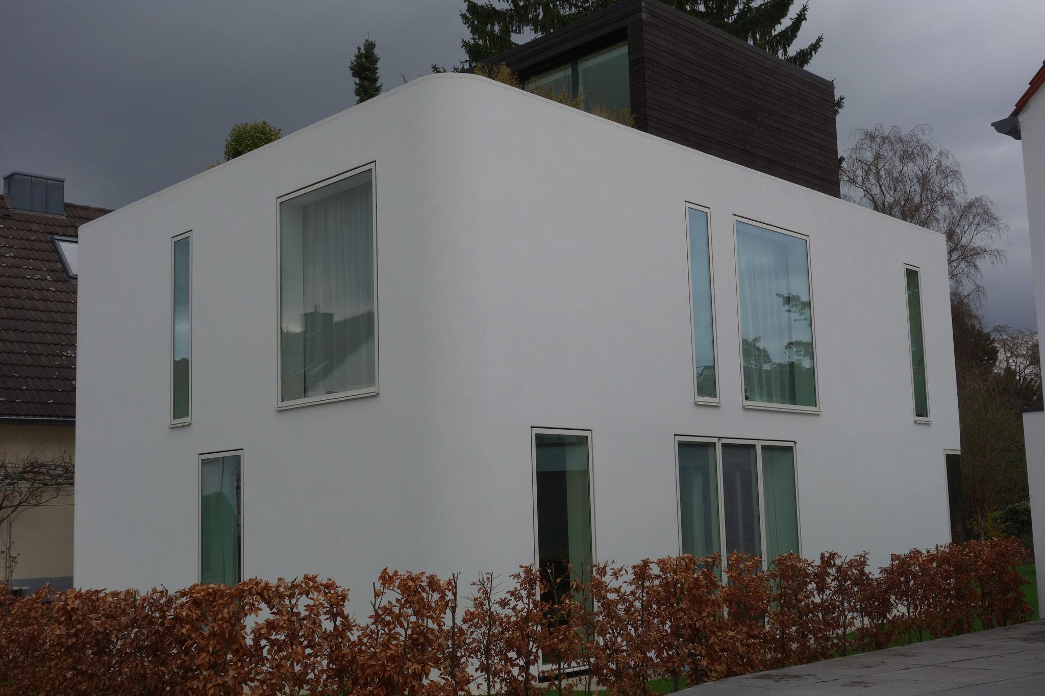 Einfamilienhaus / Architekt Martin Falke