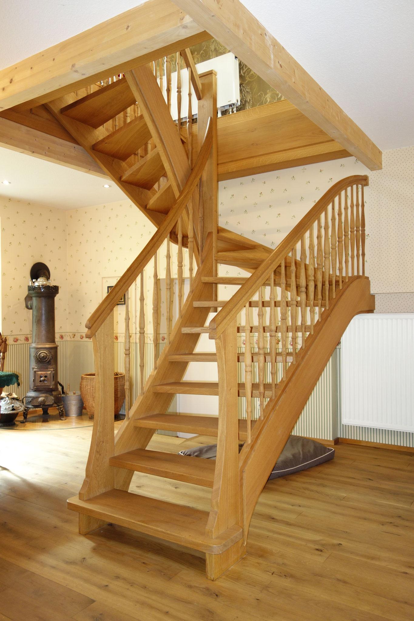 Treppe Altbau