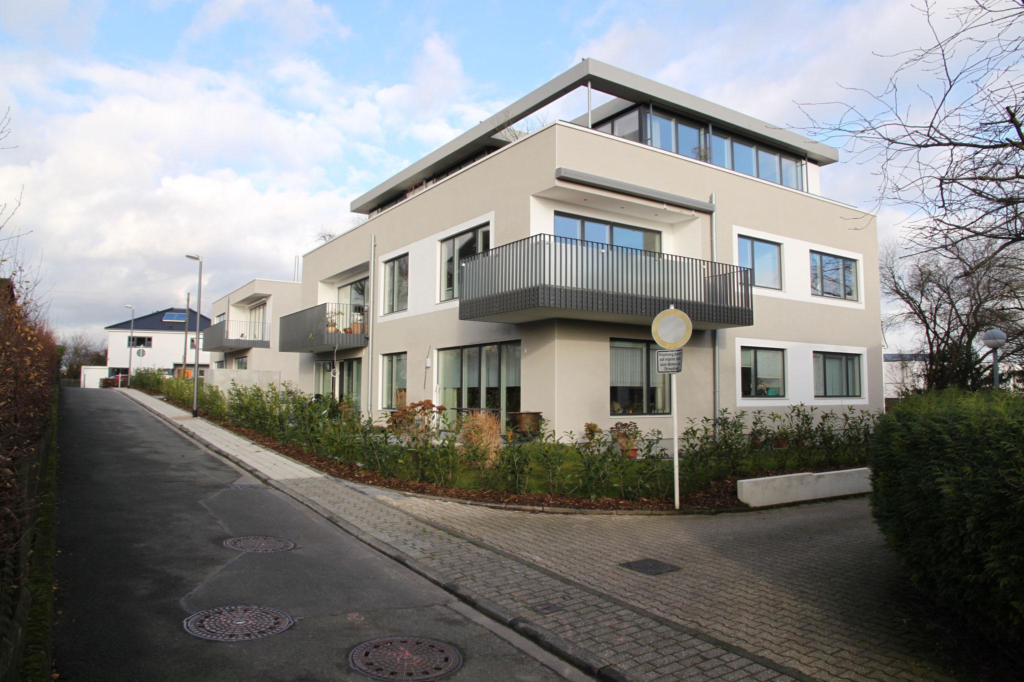 Mehrfamilienhaus / Architekten BAUTAL GmbH&Co.KG Wuppertal