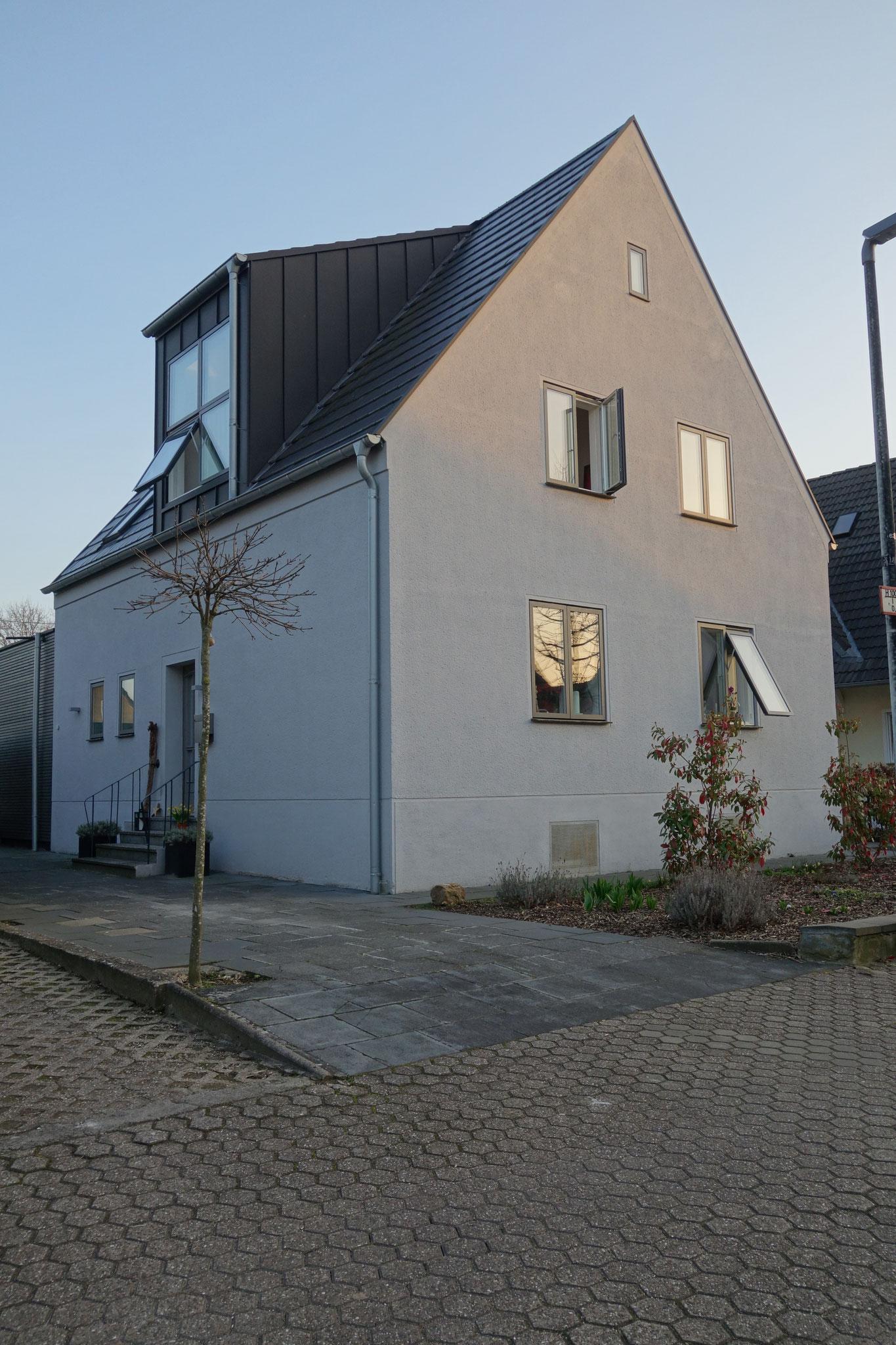 Einfamilienhaus / DAUNDDORT Architekten