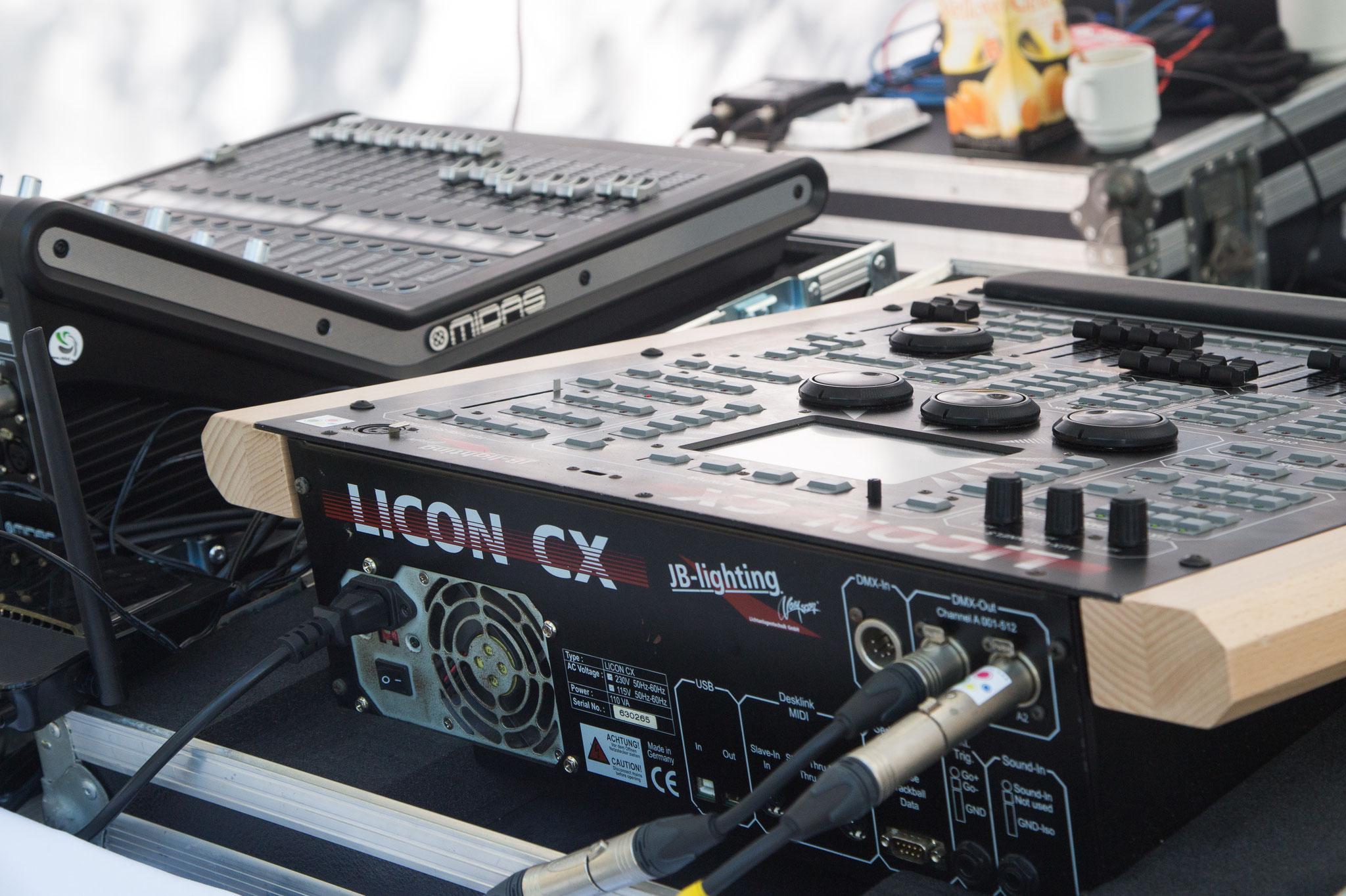 Das magische DJ Pult