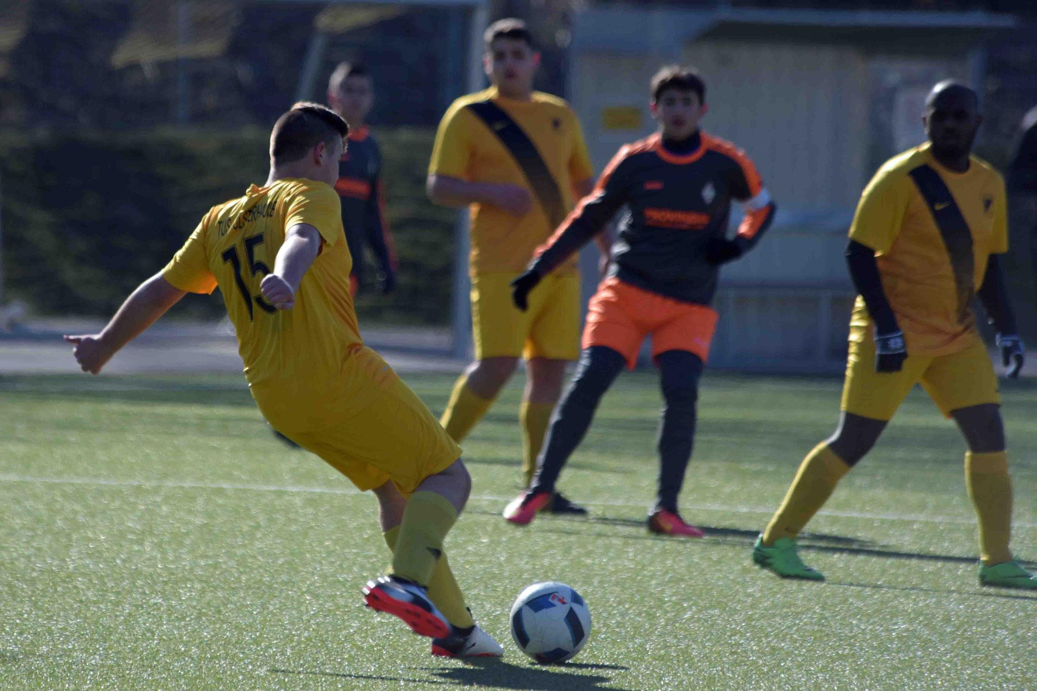 TuS B - Al Arz Libanon 6:0