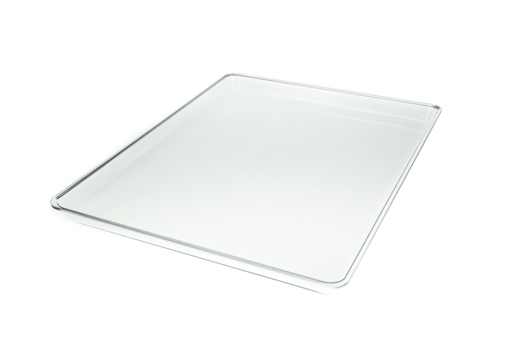 Auslegetablett transparent 16, 400x300mm