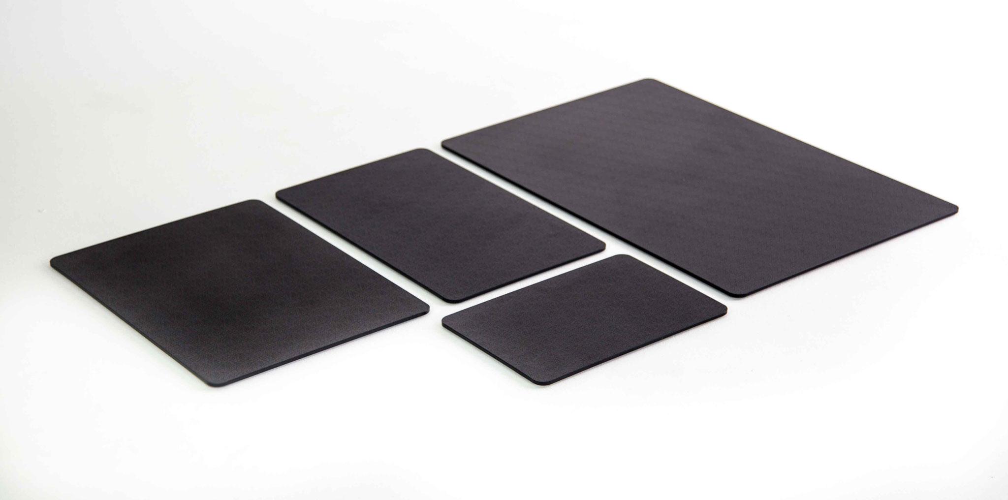 Auslegeplatte Premium schwarz 9903049