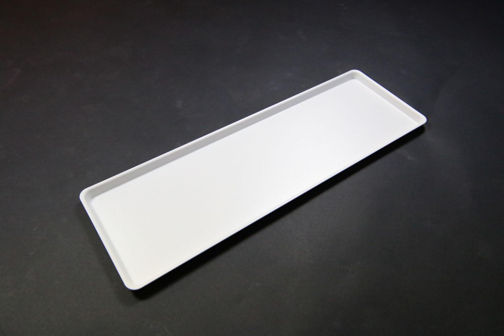 Auslegetablett Premium weiß 9903075