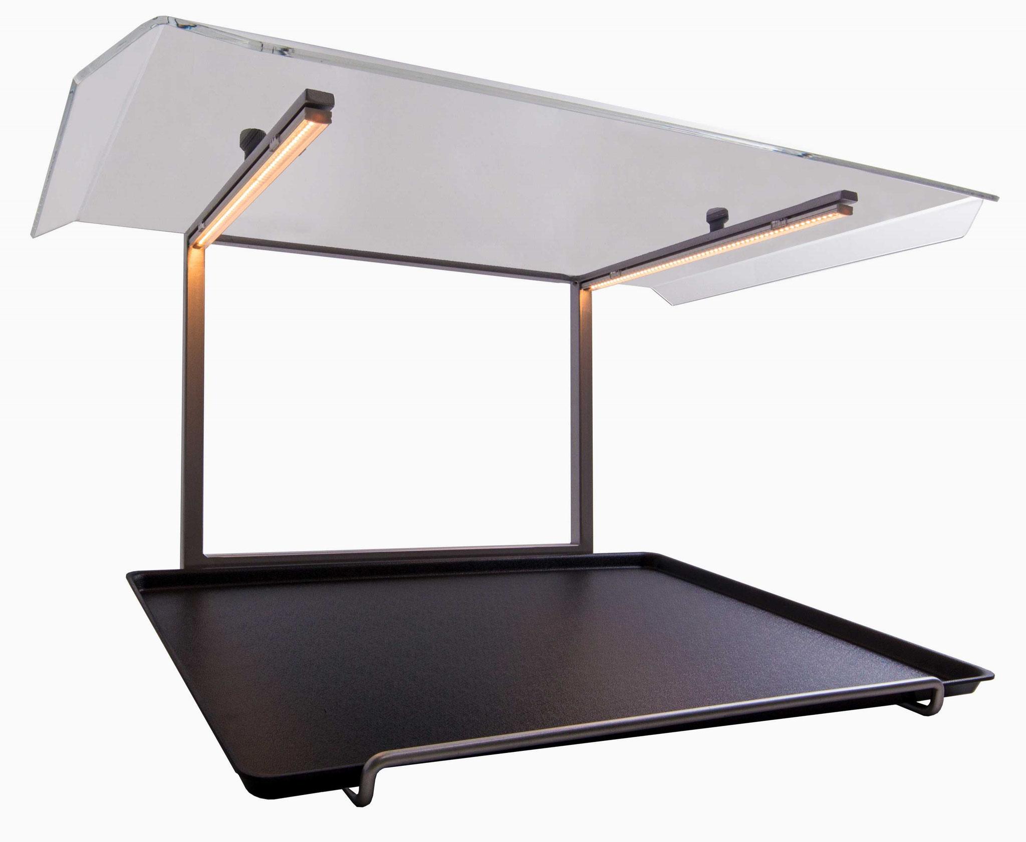 "Buffetplatte ""Hella"" 9406030 mit Tablett 9903001"