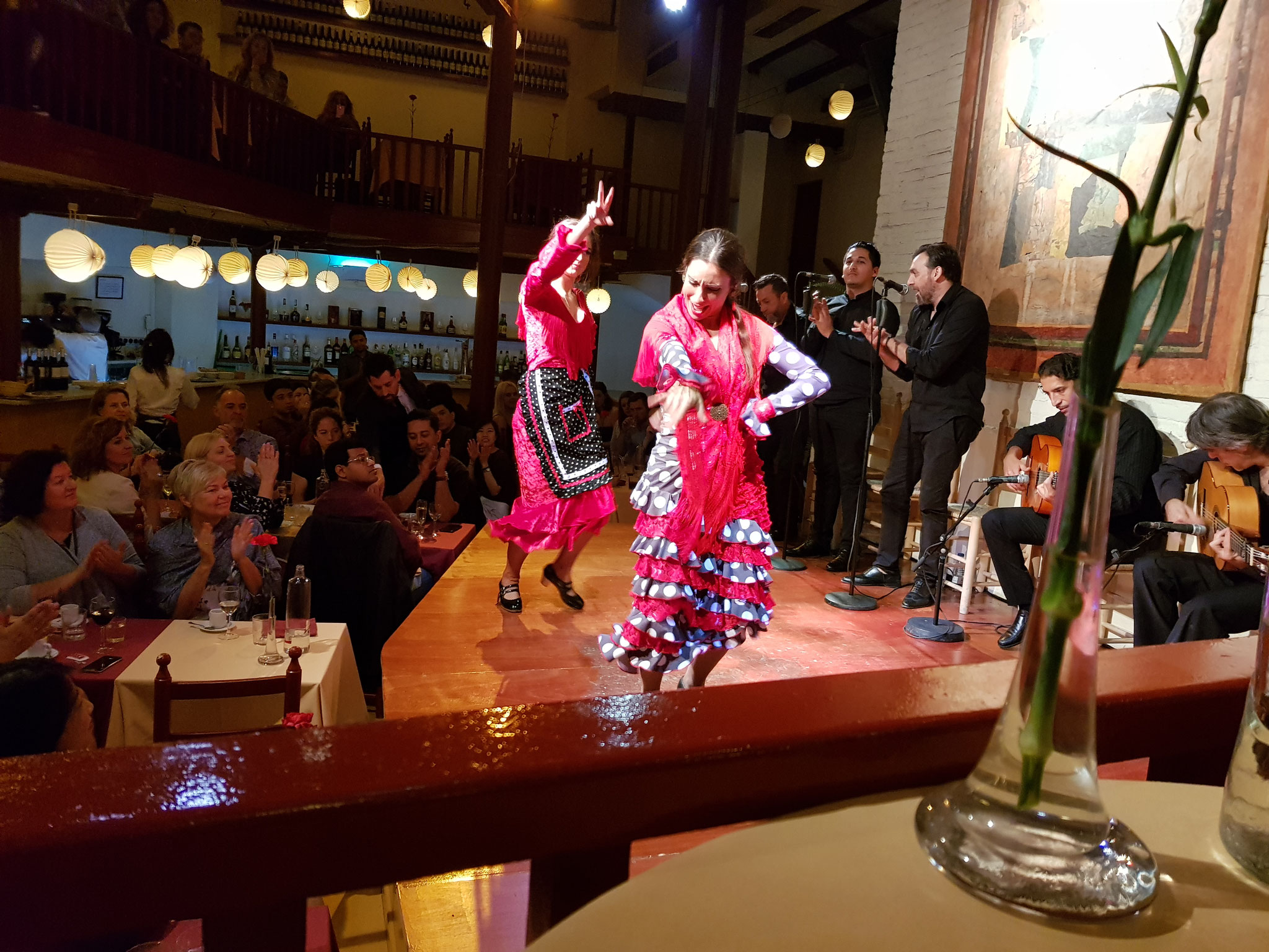 Flamenco au Tablao de Carmen