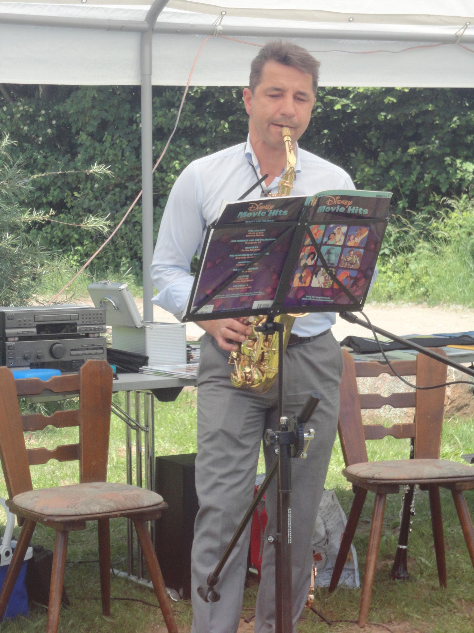 Oleg Baron (Musikalische Untermalung)