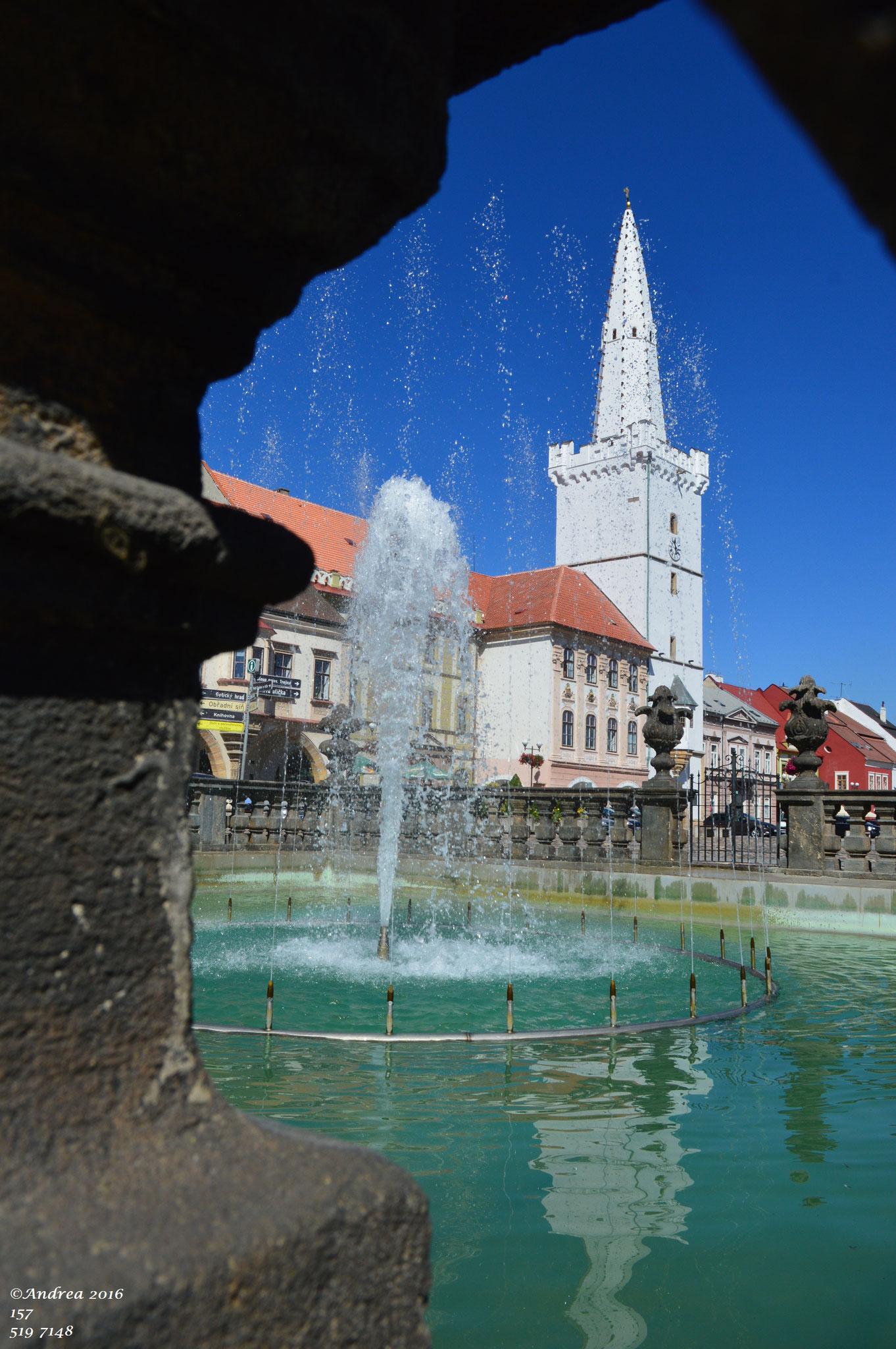 Marktplatz Kadan