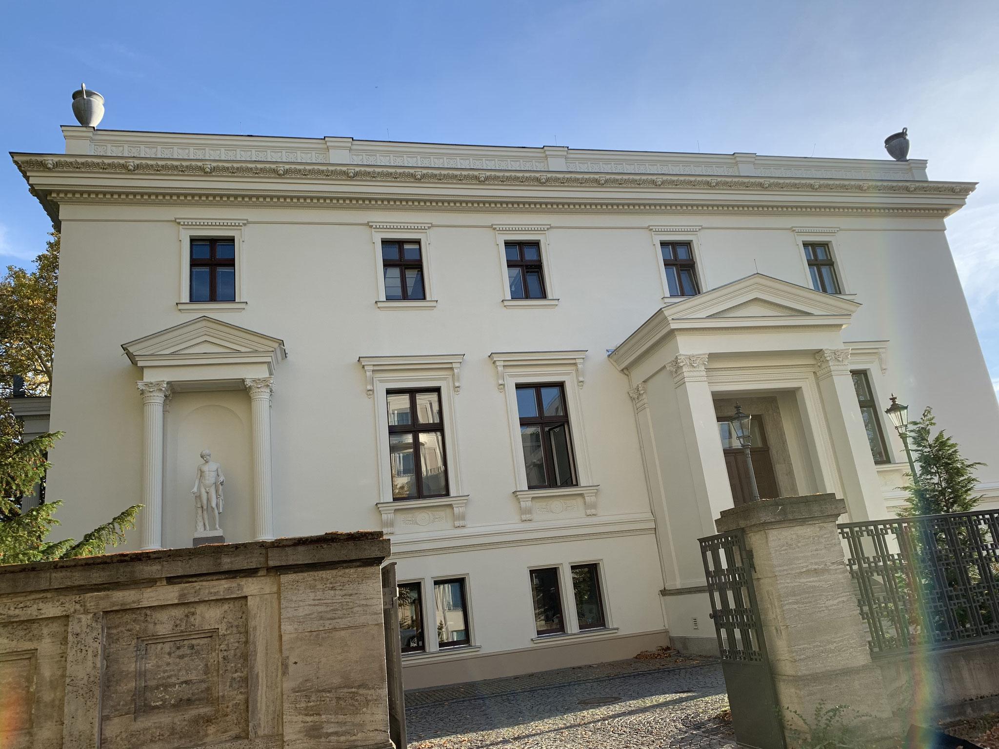 Villa von der Heydt - Stiftung Preußischer Kulturbesitz