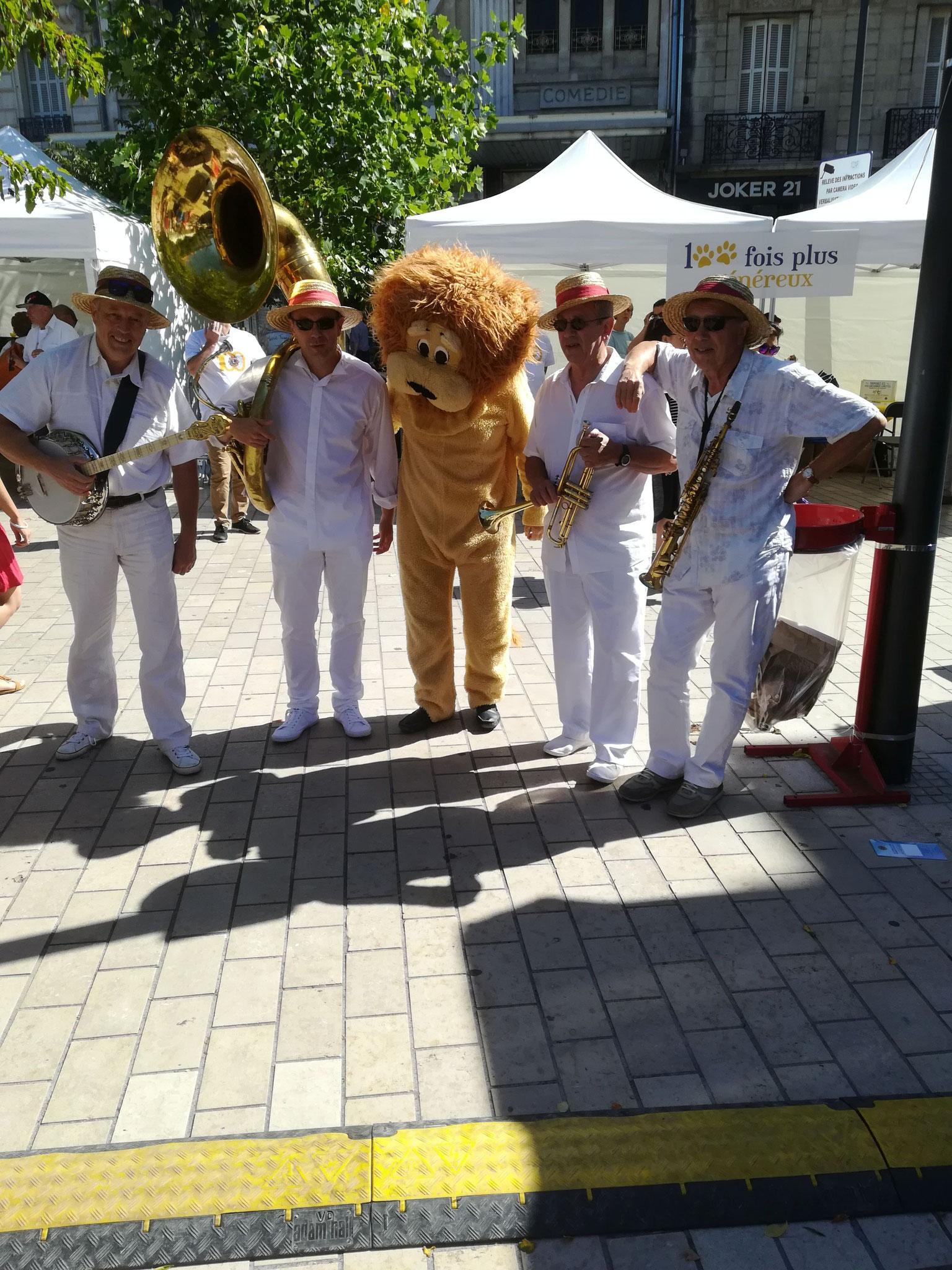 Centenaire du Lions Club