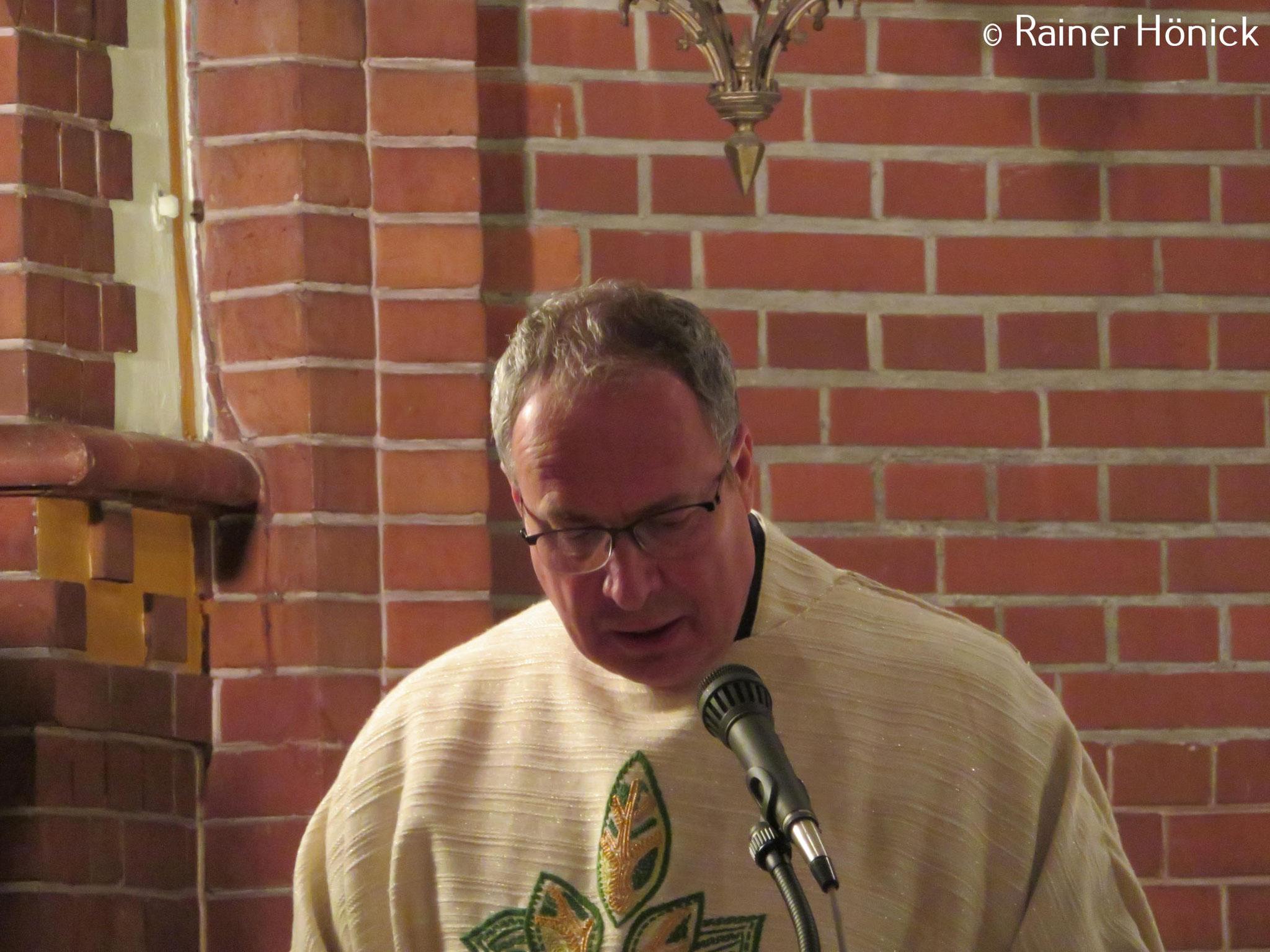 Predigt Pastor Dr. Bogdan Dabrowski