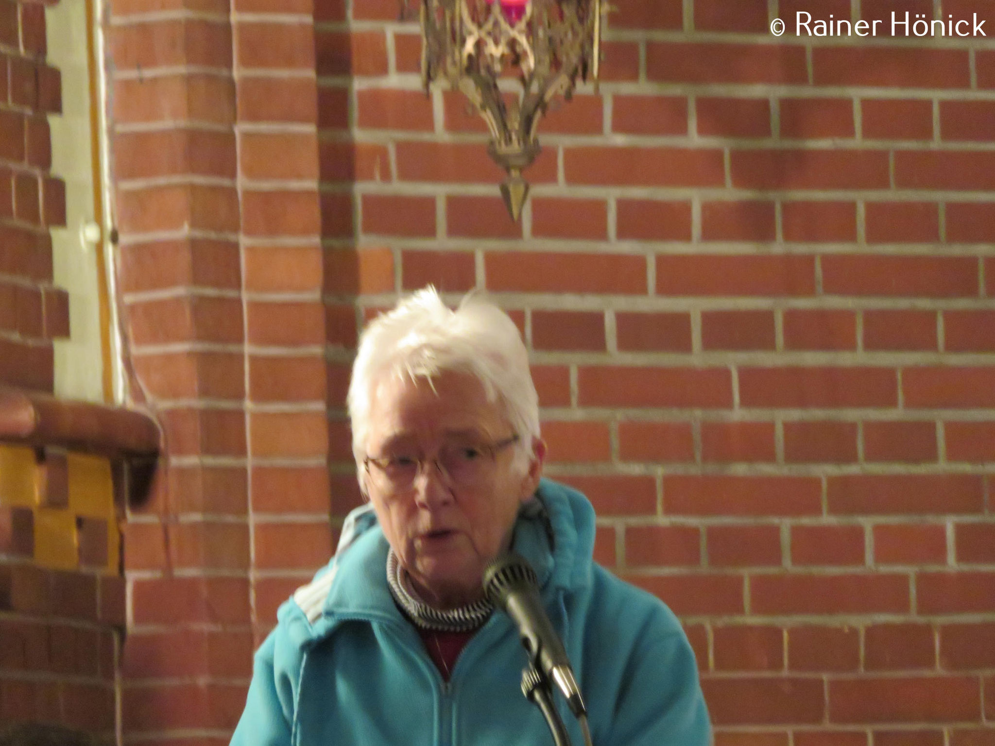 Lesung Agnes Lennartz