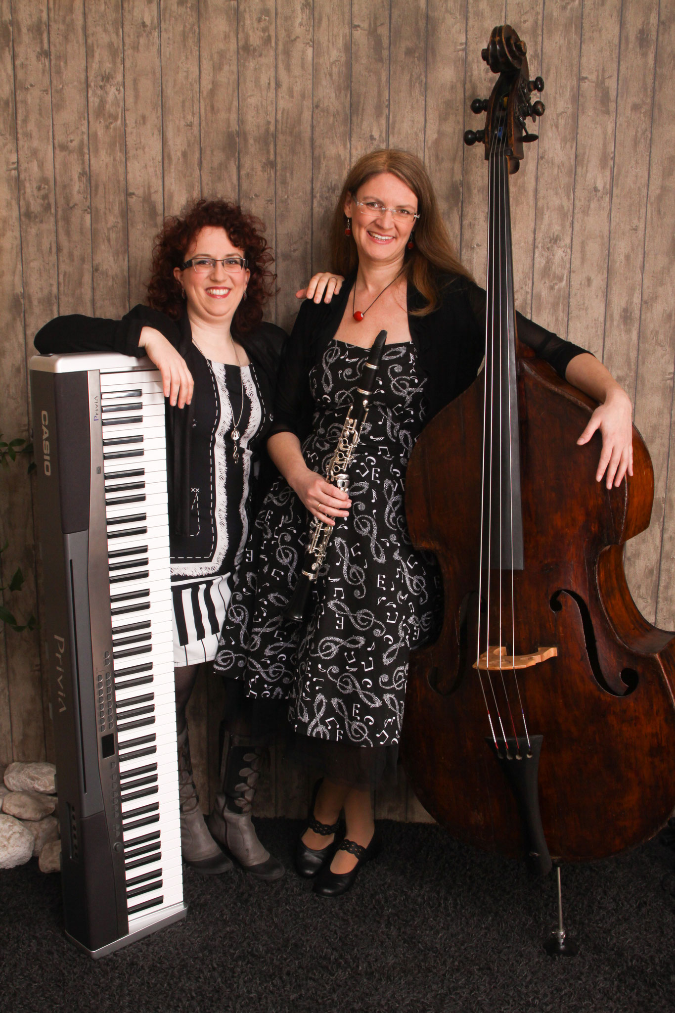 Ein Duo - viele Instrumentenkombinationen