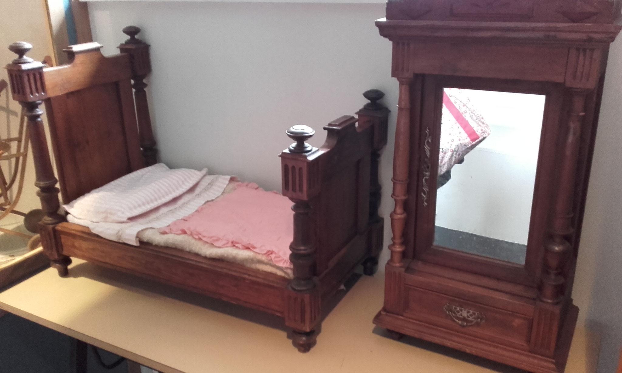 chambre de poupée