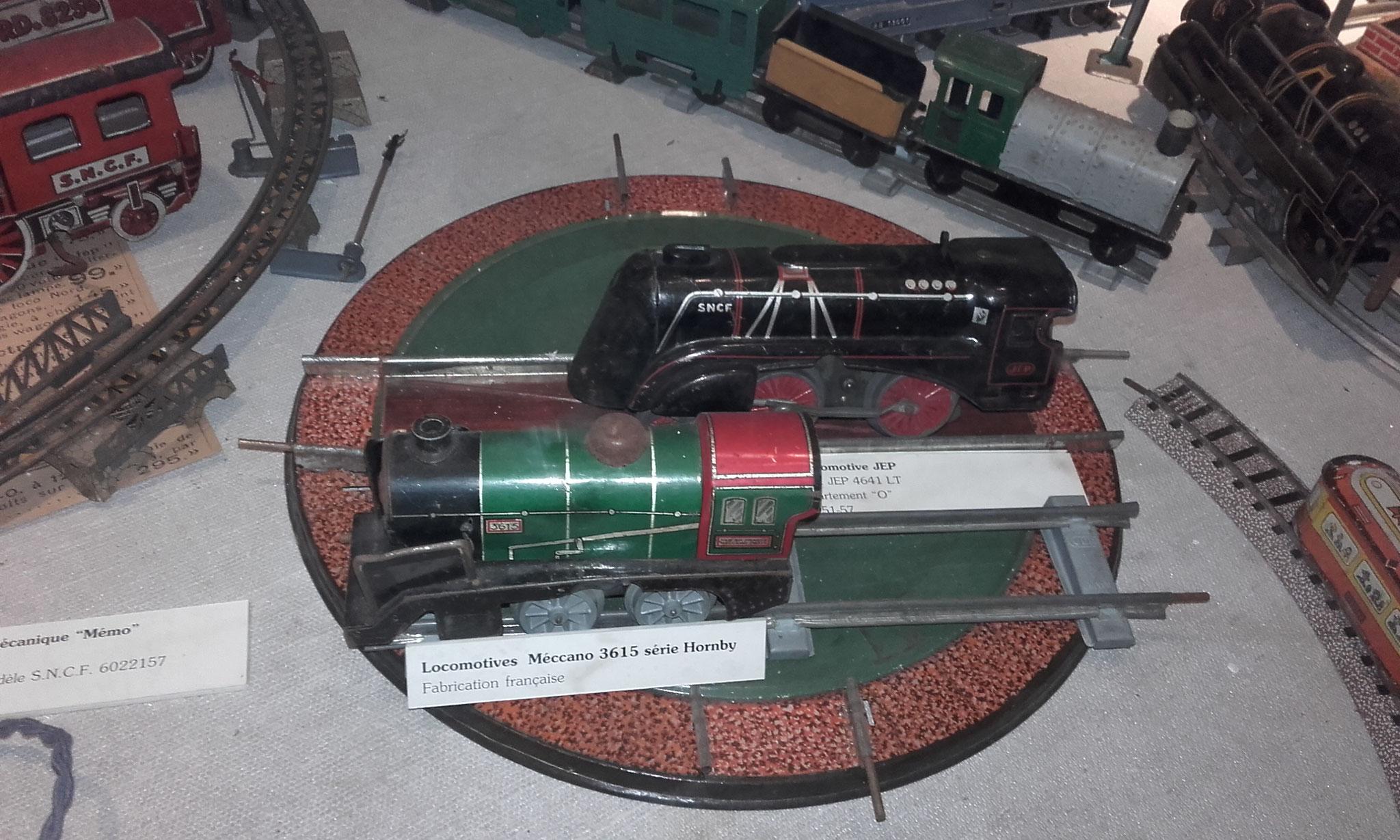 trains électriques