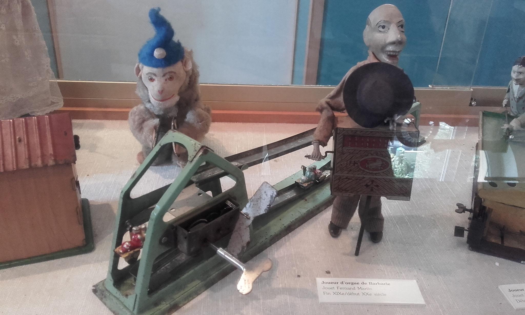 jouets d'orgue