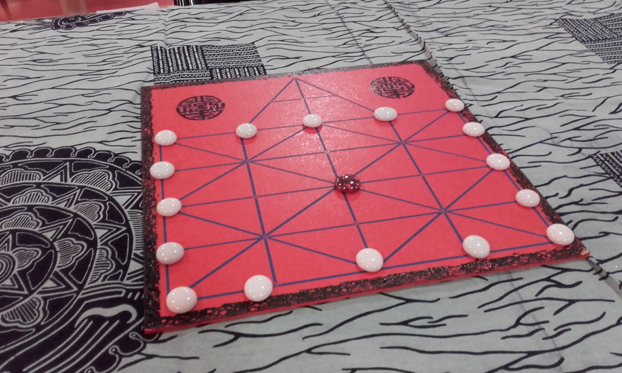 Shap luk kon tseung kwan, jeu asymétrique chinois